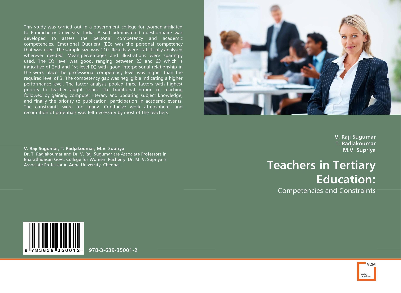 Teachers in Tertiary Education