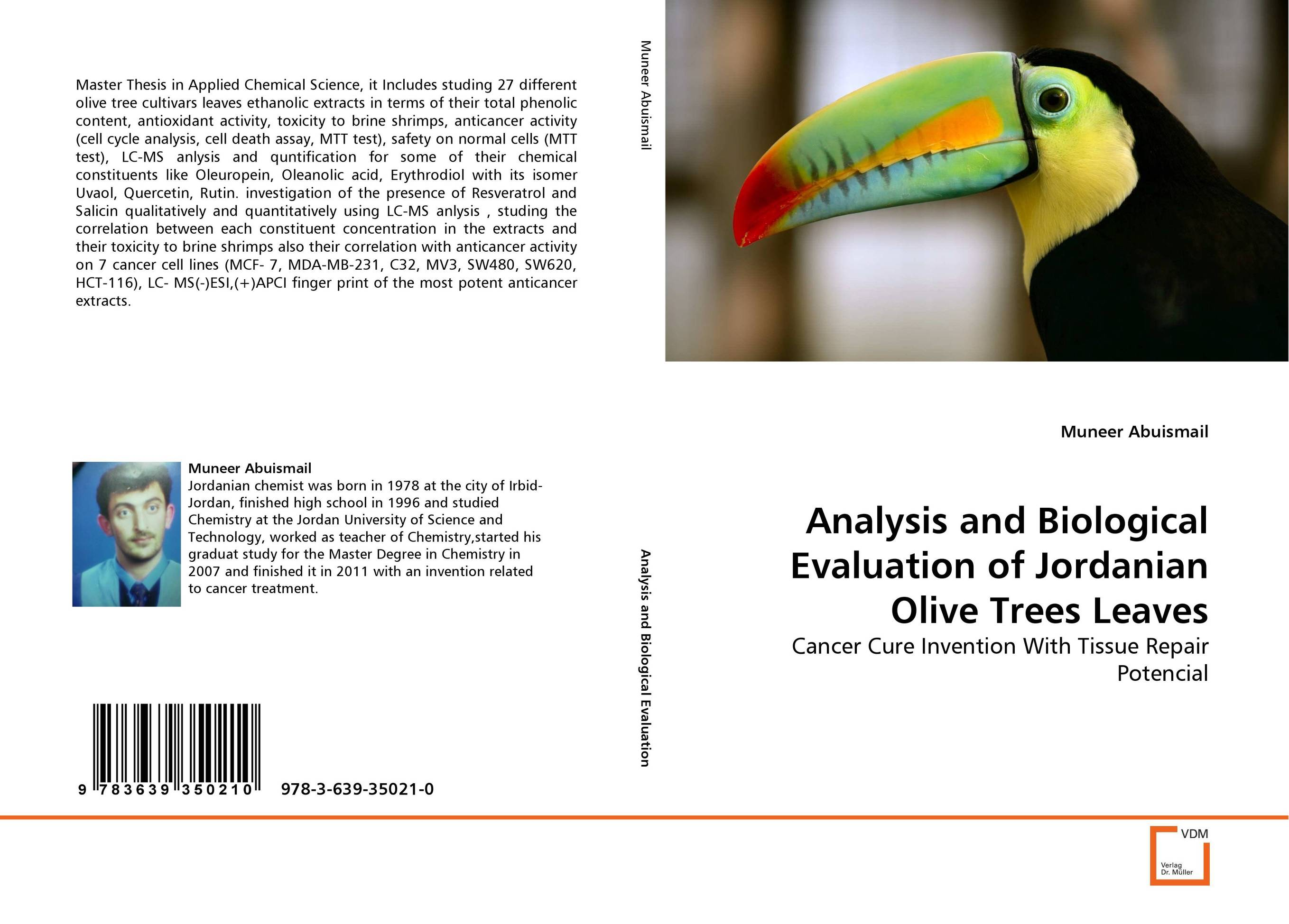 Analysis and Biological Evaluation of Jordanian Olive Trees Leaves md rabiul islam s m ibrahim sumon and farhana lipi phytochemical evaluation of leaves of cymbopogan citratus