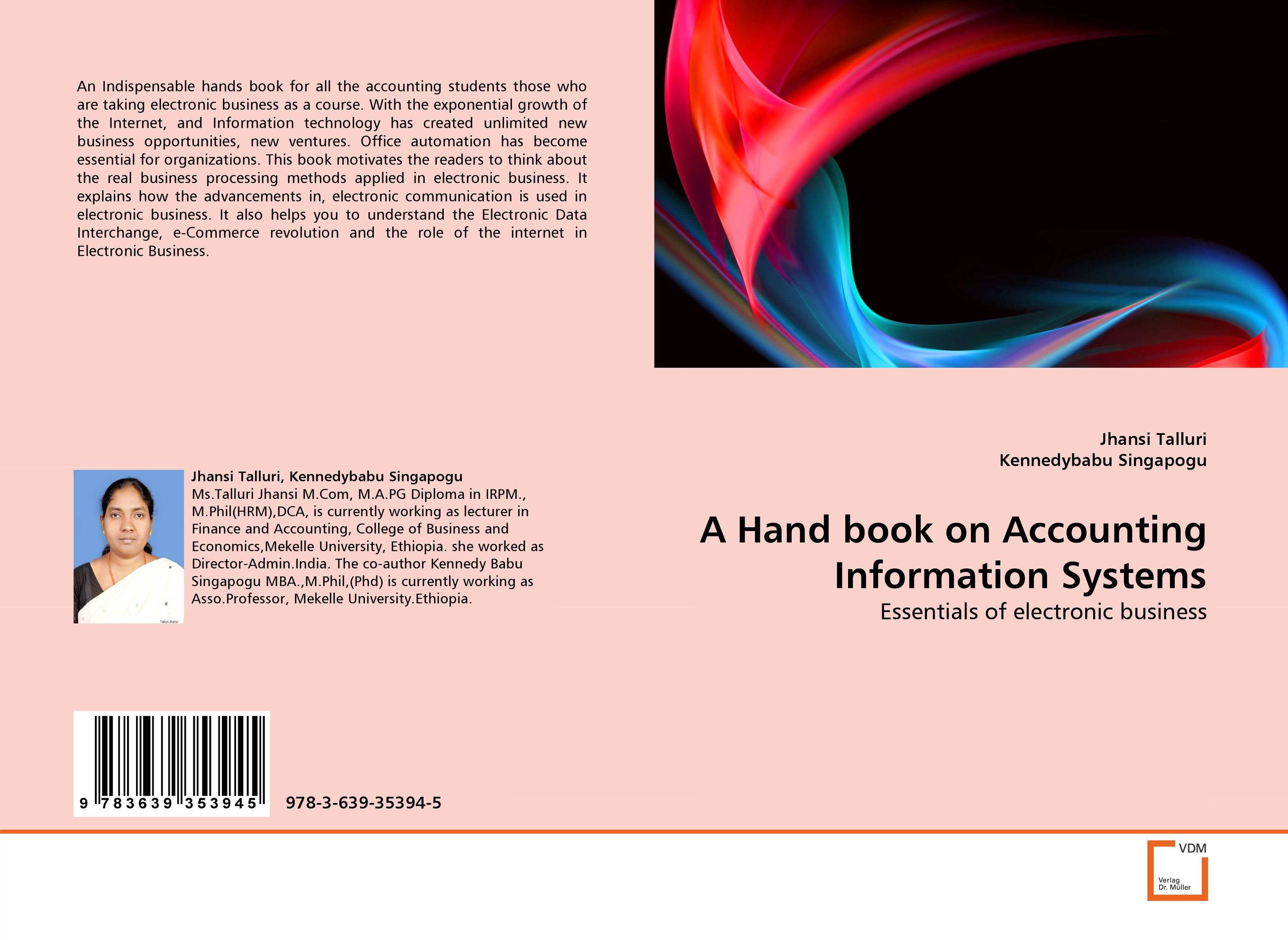 A Hand book on Accounting Information Systems david luckham c event processing for business organizing the real time enterprise