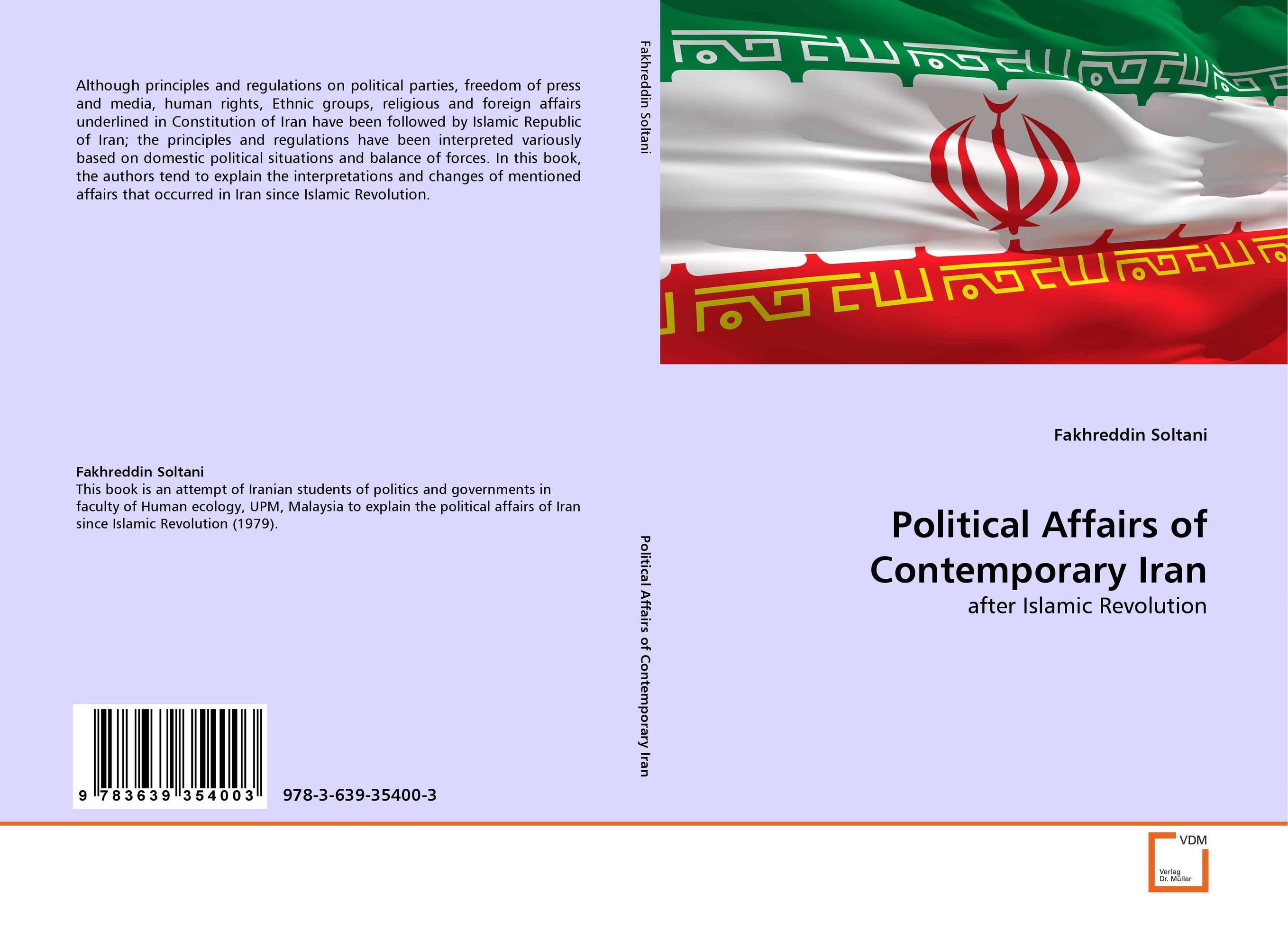 Political Affairs of Contemporary Iran bahram navazeni iran and the eagles