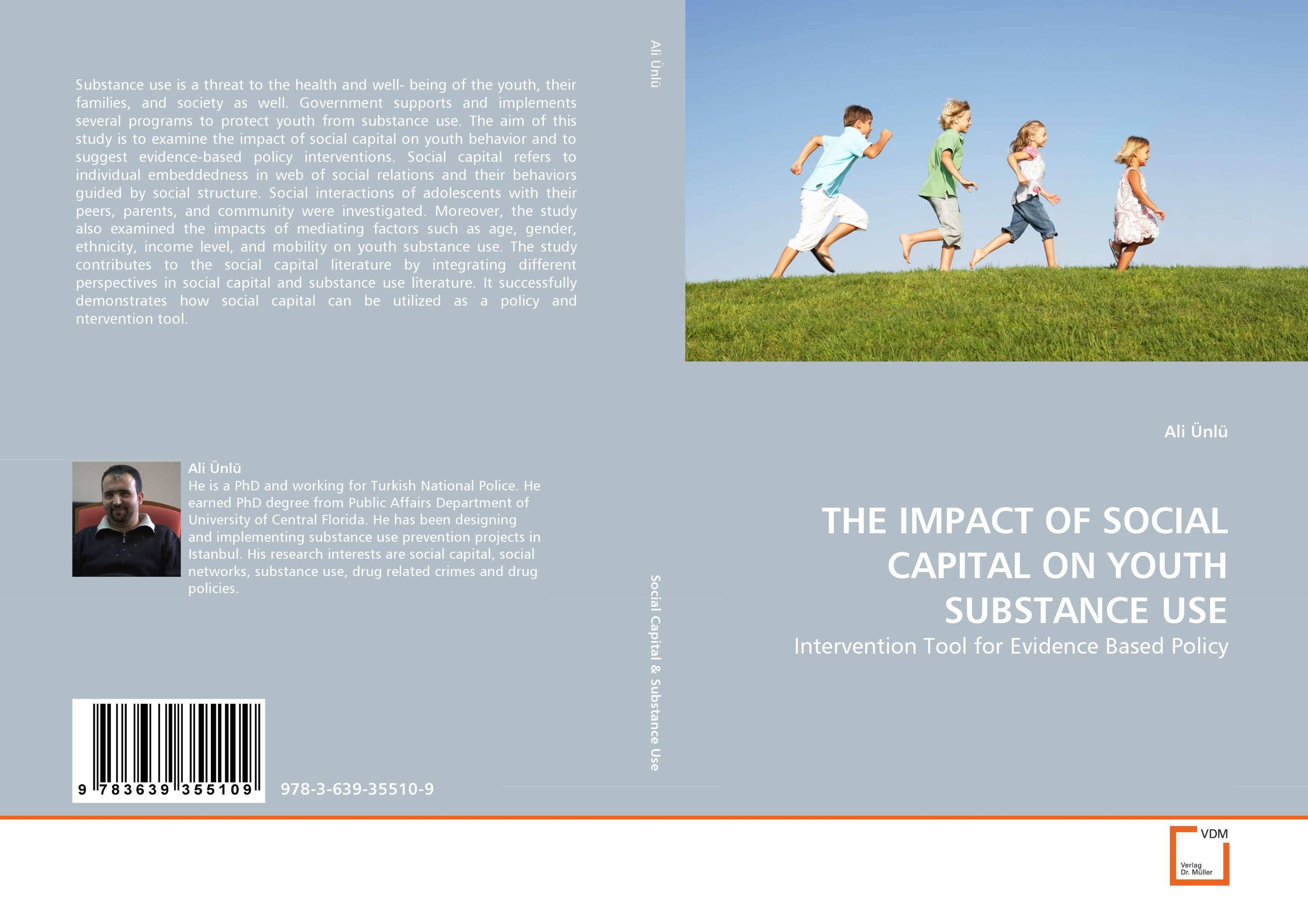 THE IMPACT OF SOCIAL CAPITAL ON YOUTH SUBSTANCE USE i manev social capital and strategy effectiveness an empirical study of entrepreneurial ventures in a transition economy