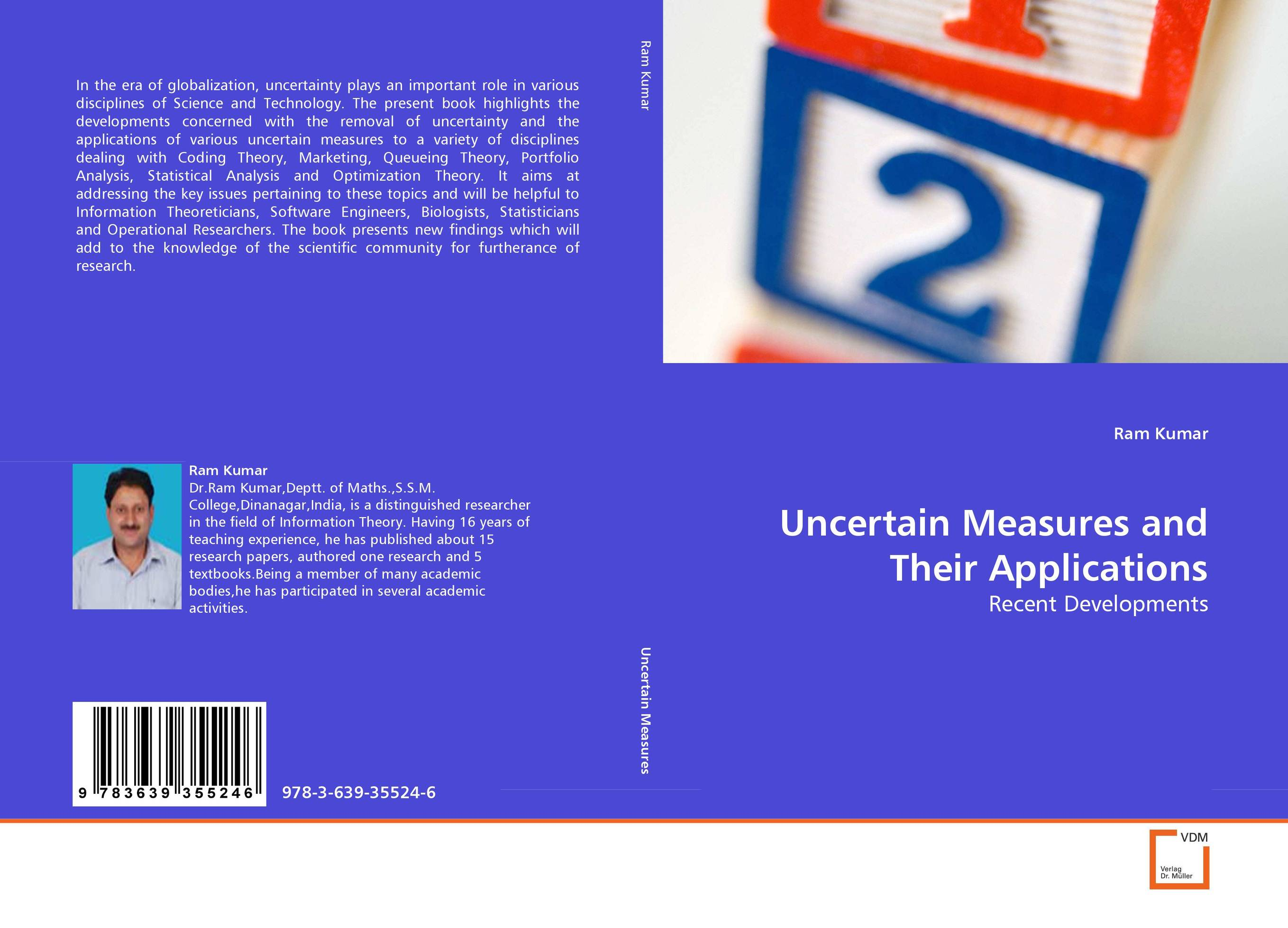 Uncertain Measures and Their Applications dongcheol kim modern portfolio theory foundations analysis and new developments
