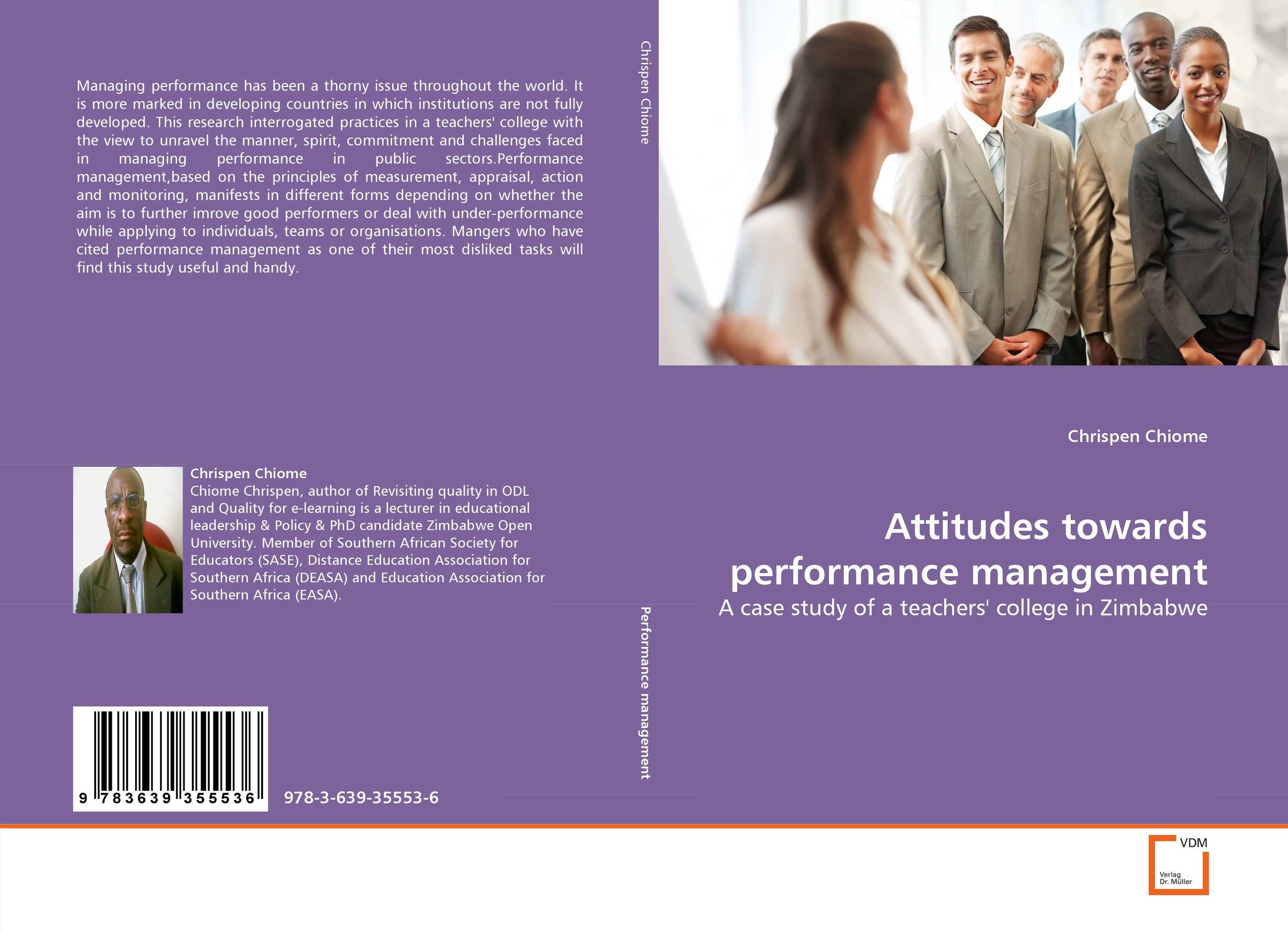 Attitudes towards performance management david axson a j best practices in planning and performance management radically rethinking management for a volatile world