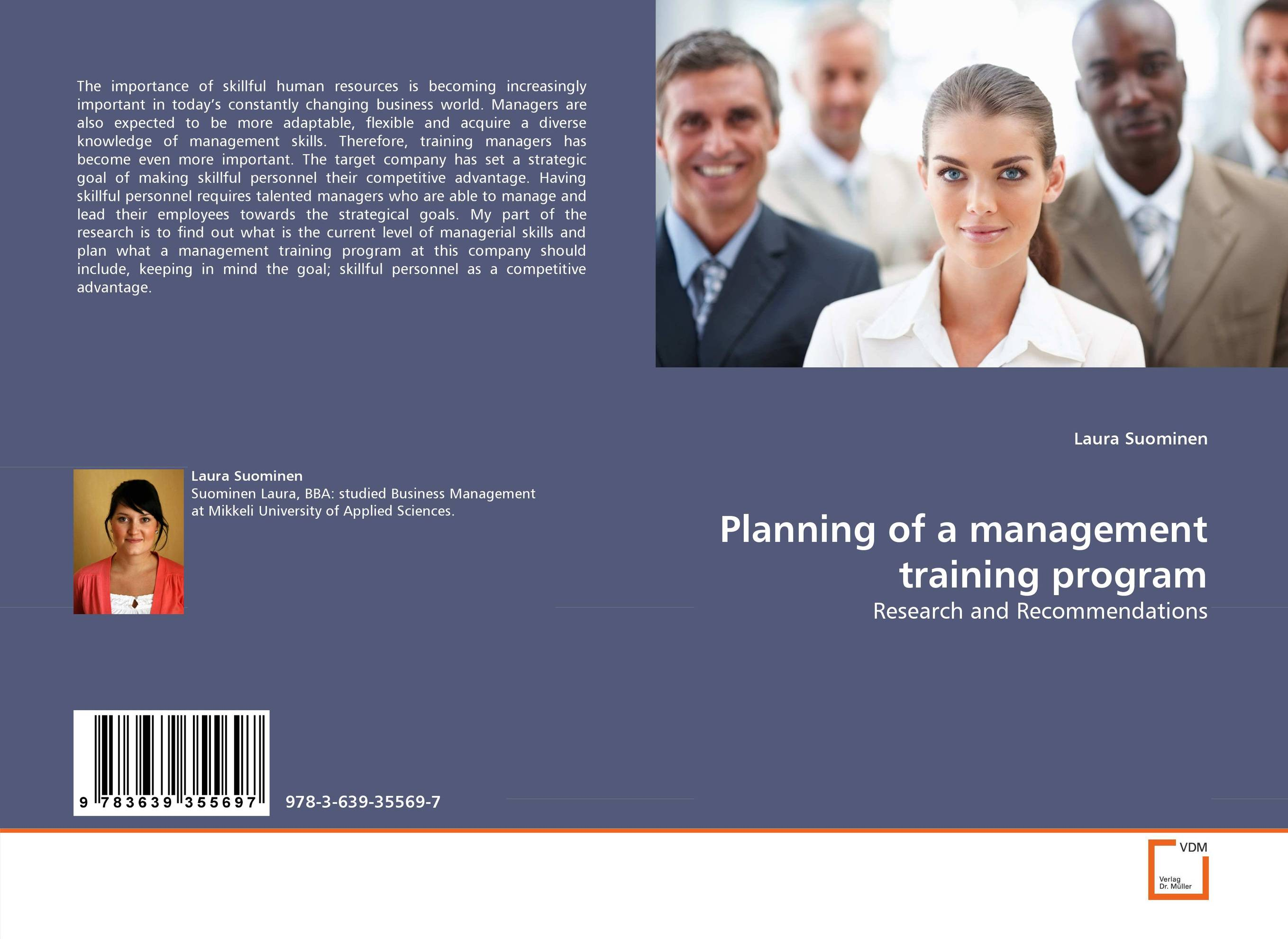 Planning of a management training program seena sharp competitive intelligence advantage how to minimize risk avoid surprises and grow your business in a changing world