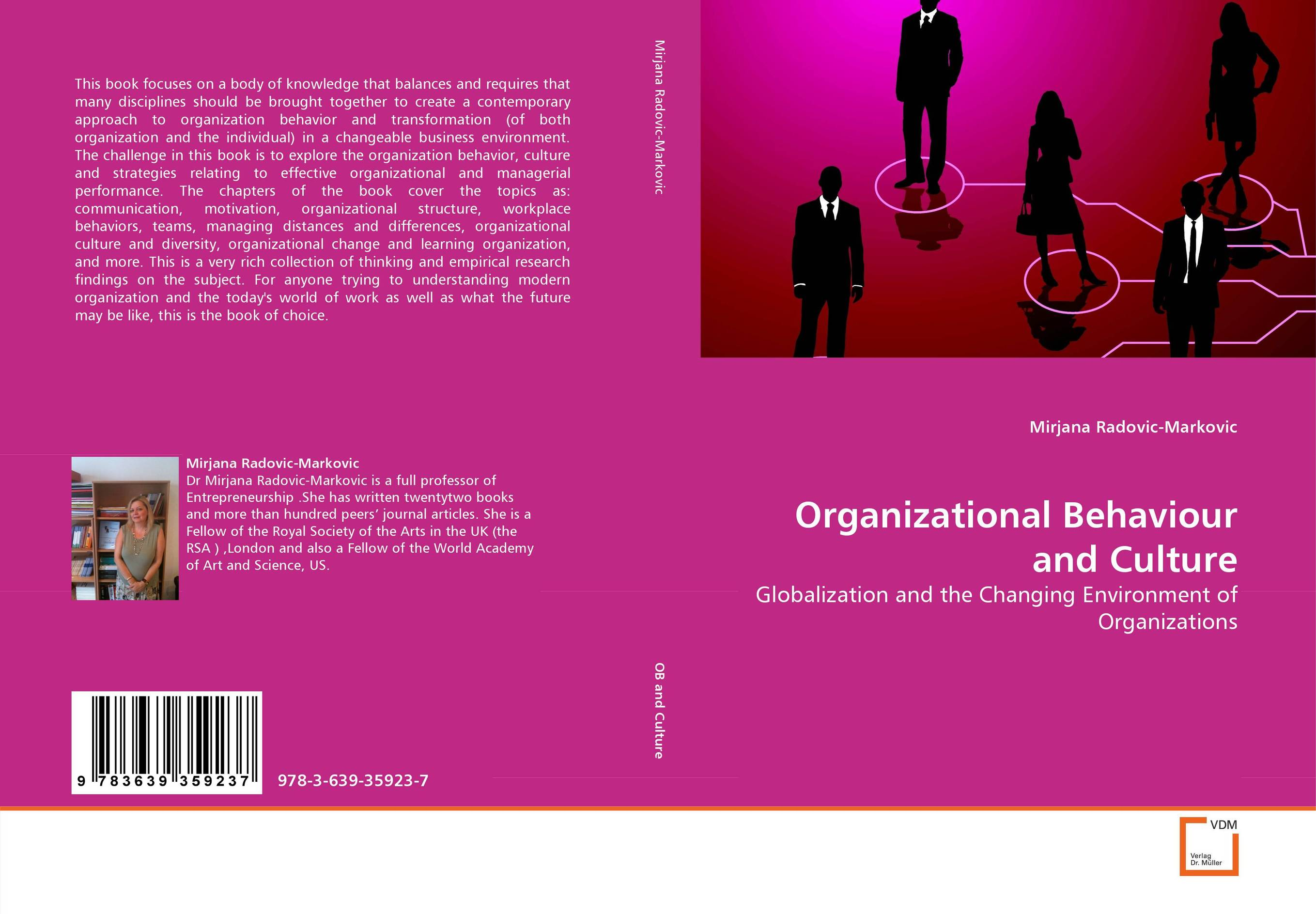 Organizational Behaviour and Culture john storey managing performance and change the knowledge age