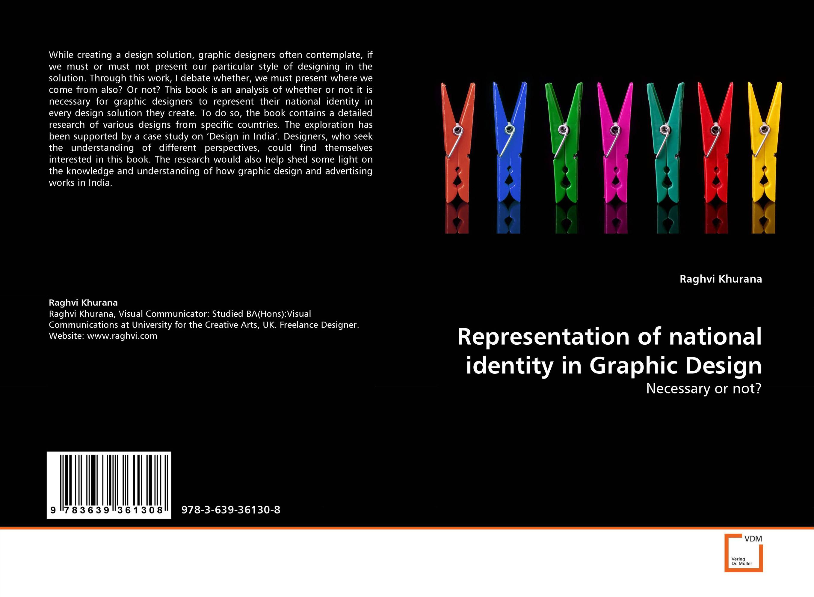 Representation of national identity in Graphic Design