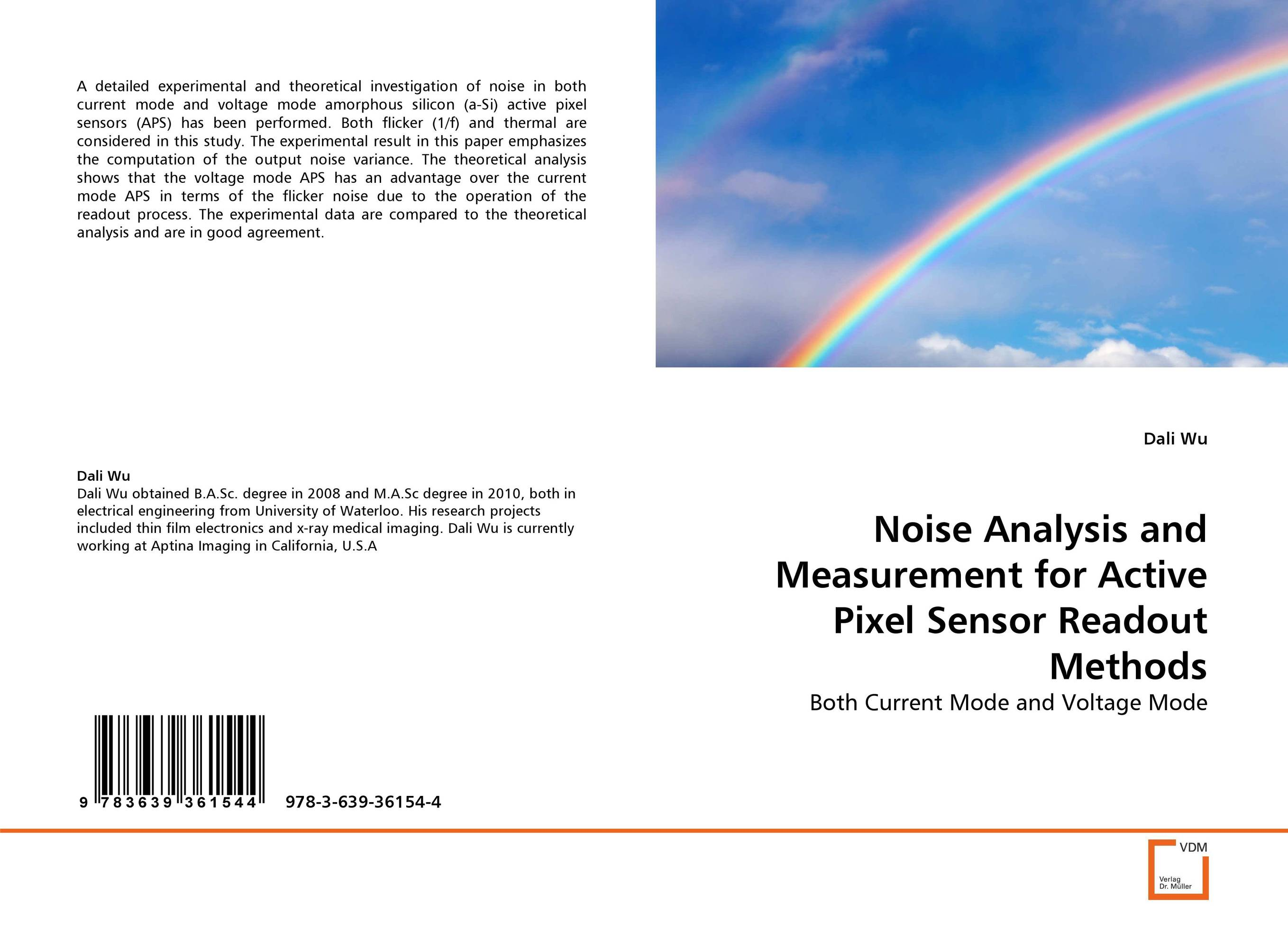 Noise Analysis and Measurement for Active Pixel Sensor Readout Methods noise analysis of translinear circuits