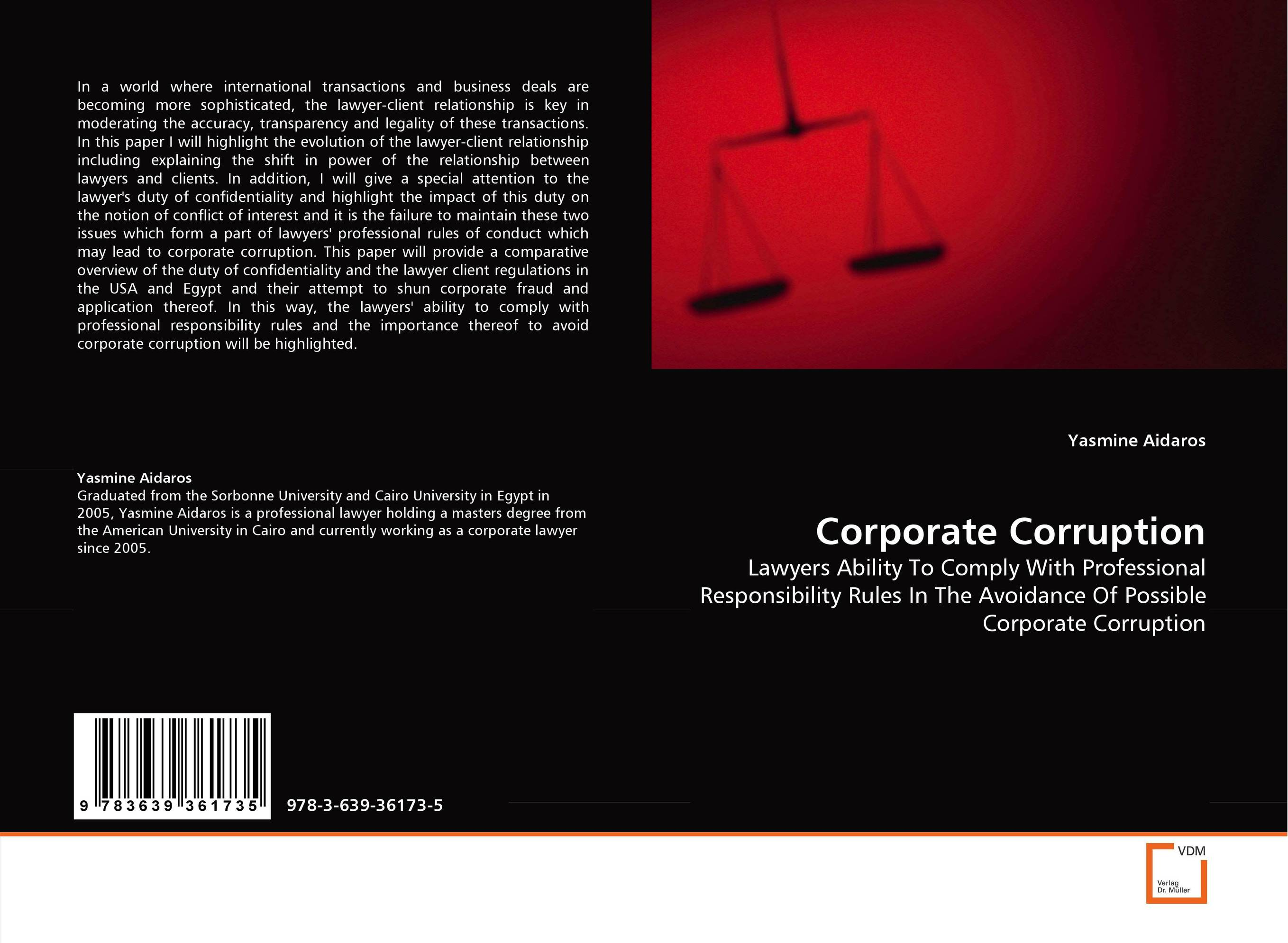 Corporate Corruption toby bishop j corporate resiliency managing the growing risk of fraud and corruption