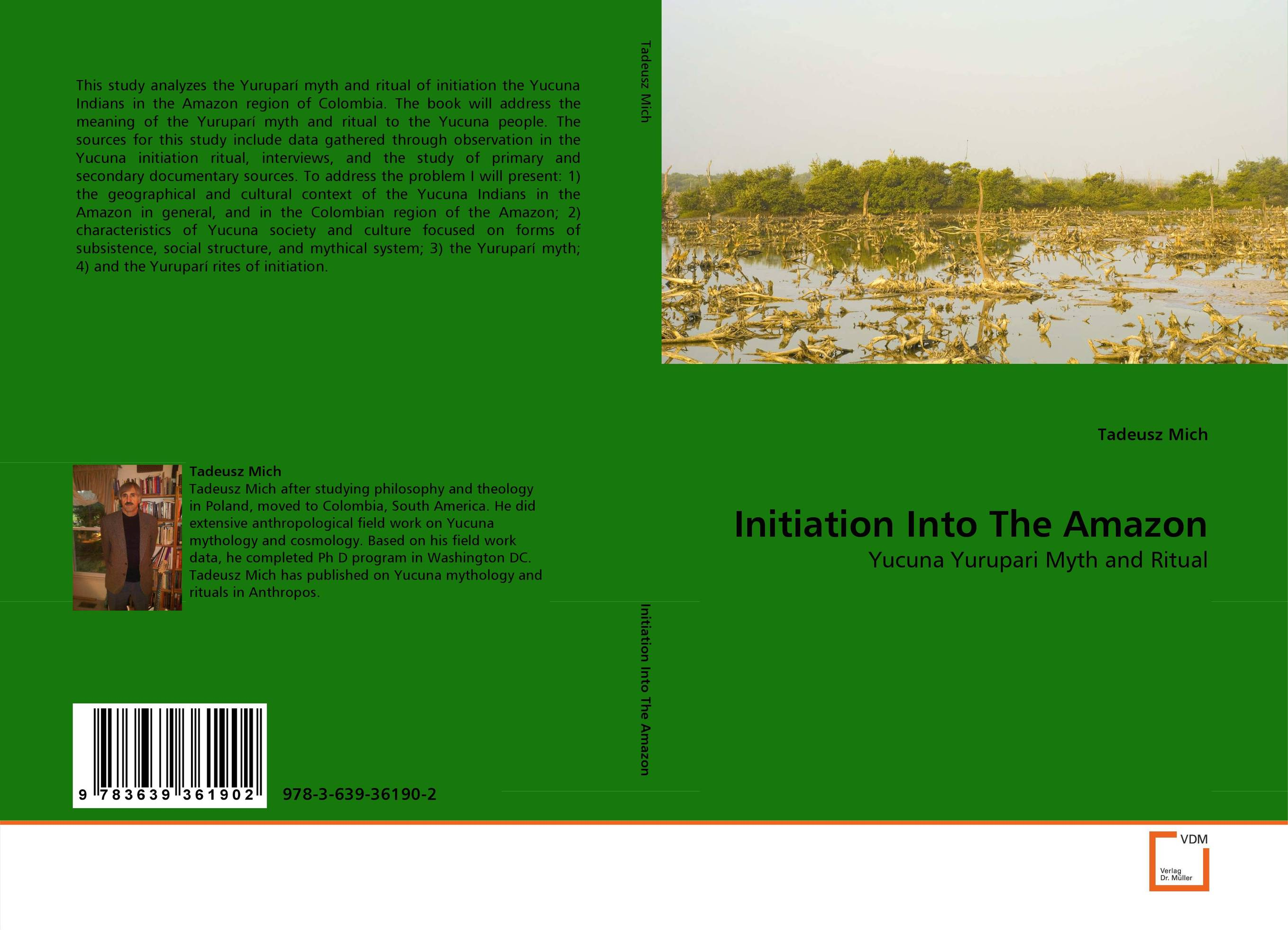Initiation Into The Amazon documentary credits and the problem of the discrepant documents