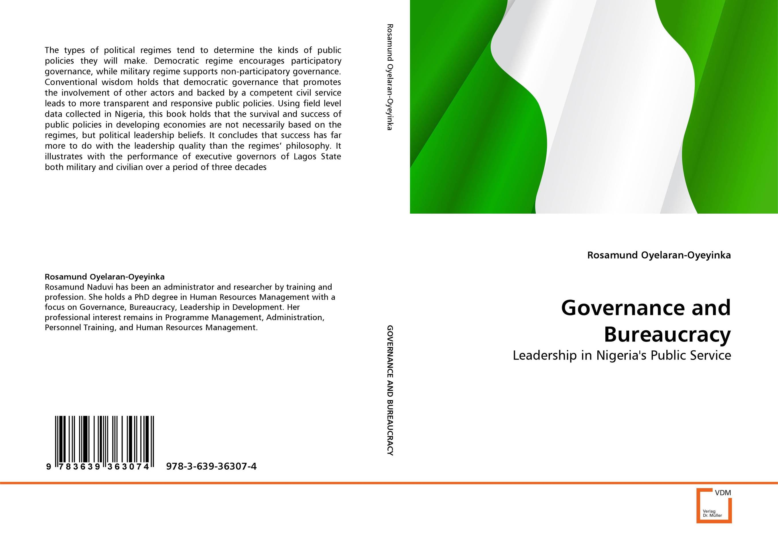 Governance and Bureaucracy corporate governance and firm value