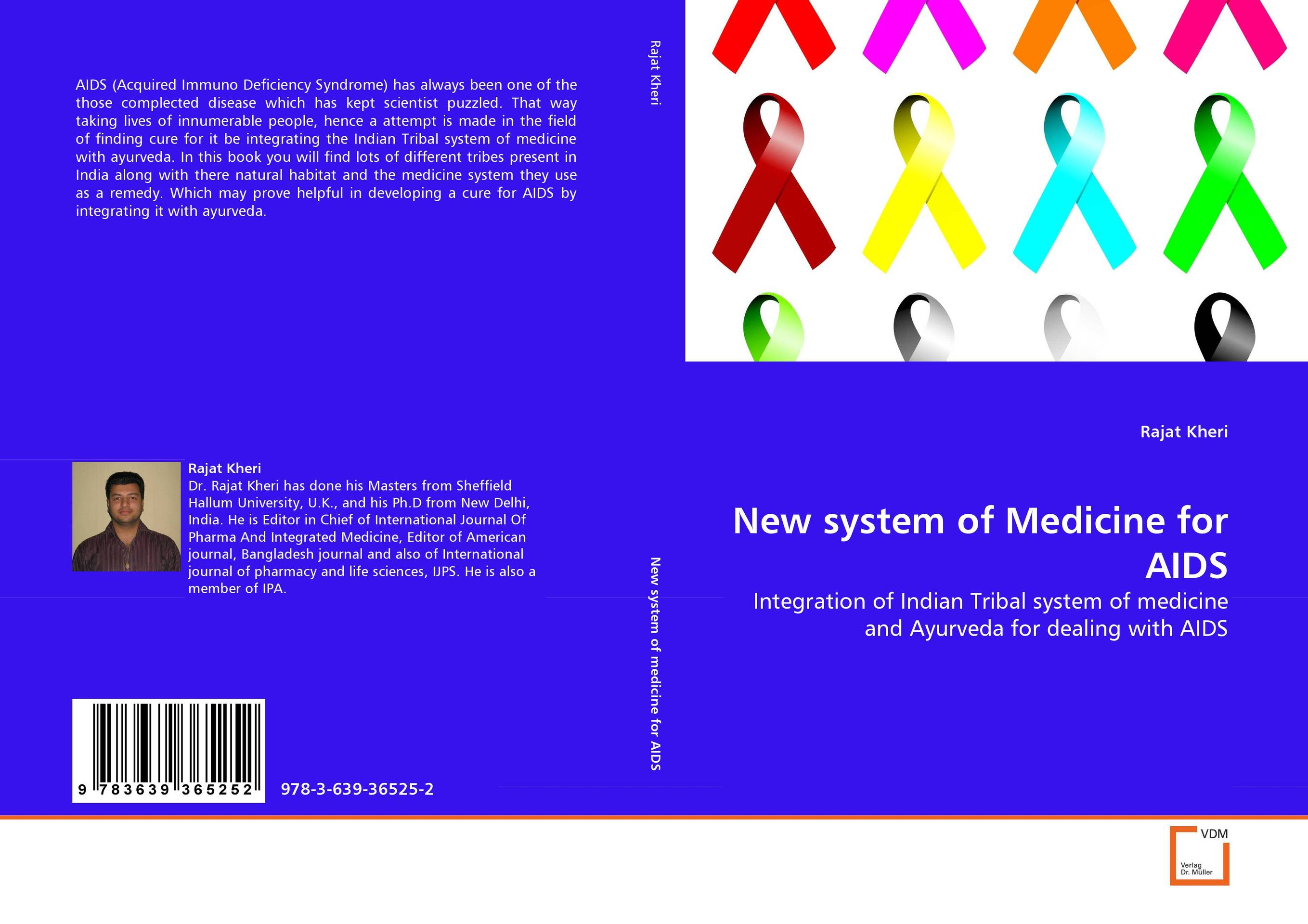 New system of Medicine for AIDS