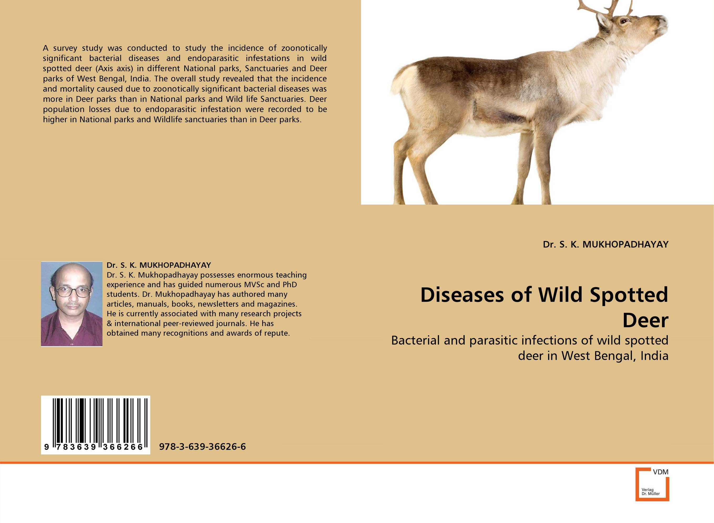 Diseases of Wild Spotted Deer