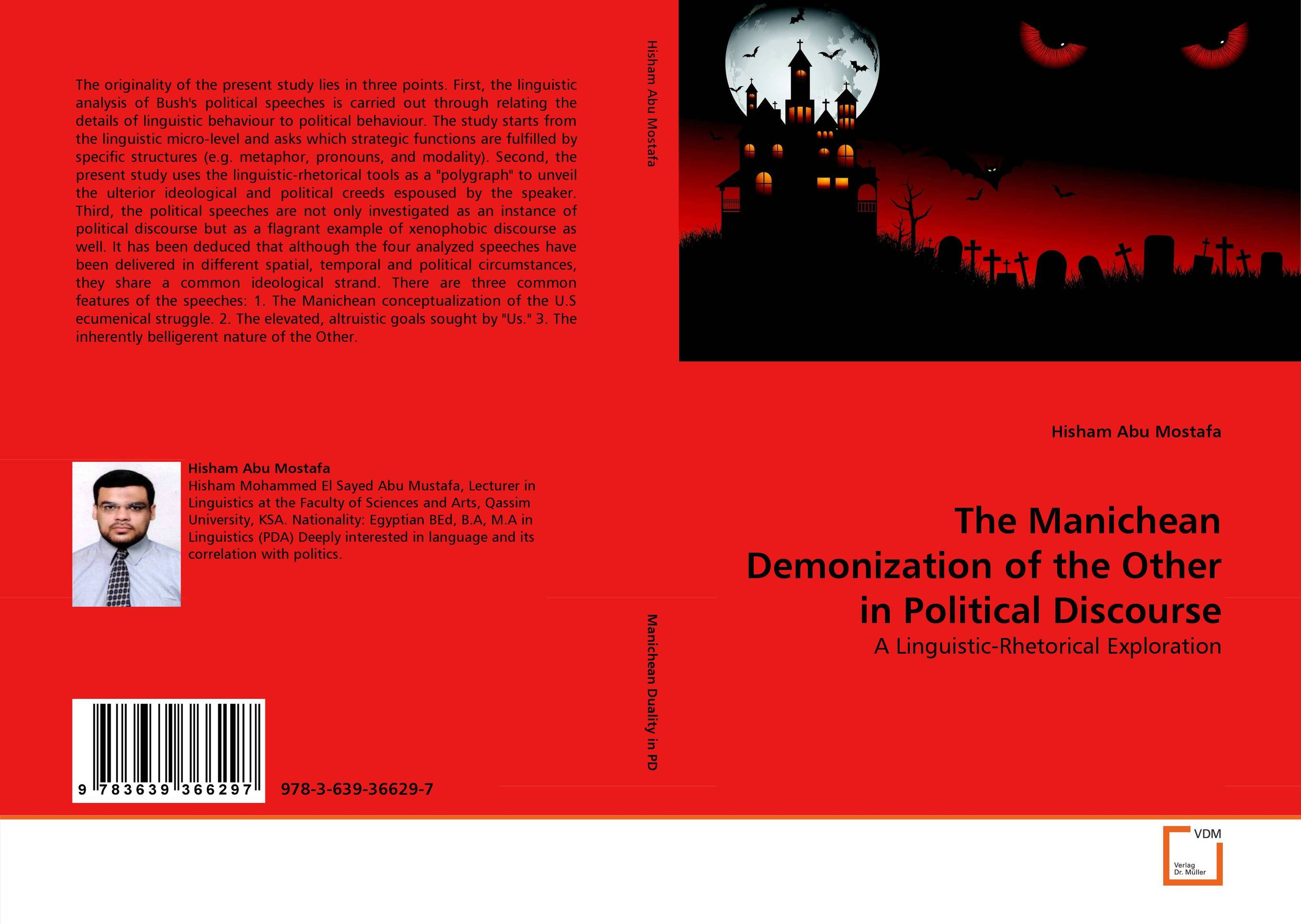 The Manichean Demonization of the Other in Political Discourse a study of the religio political thought of abdurrahman wahid