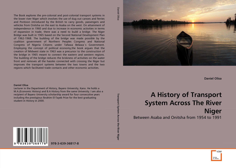 A History of Transport System Across The River Niger bridge across the bosporus