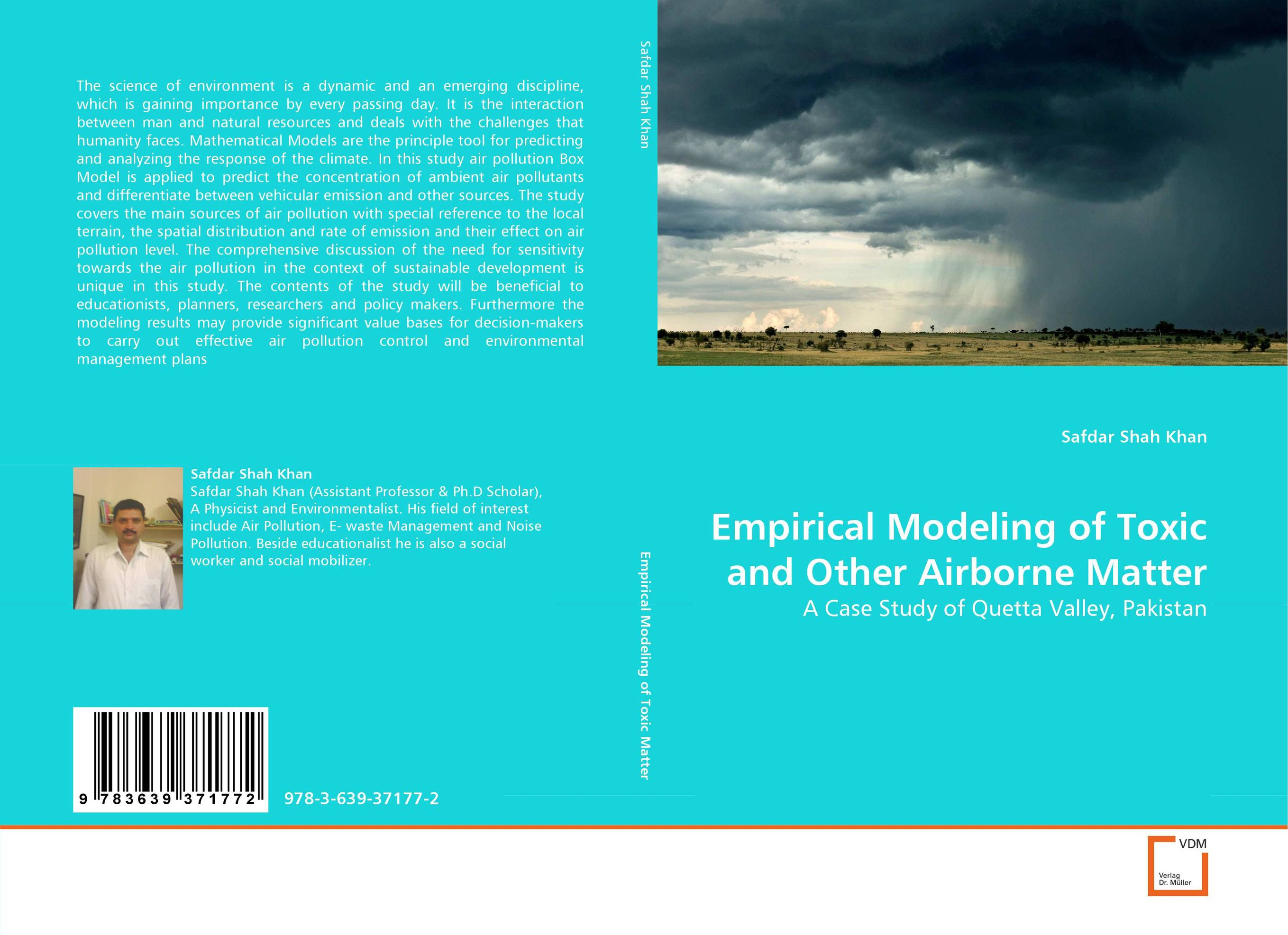 Empirical Modeling of Toxic and Other Airborne Matter air emission control handbook