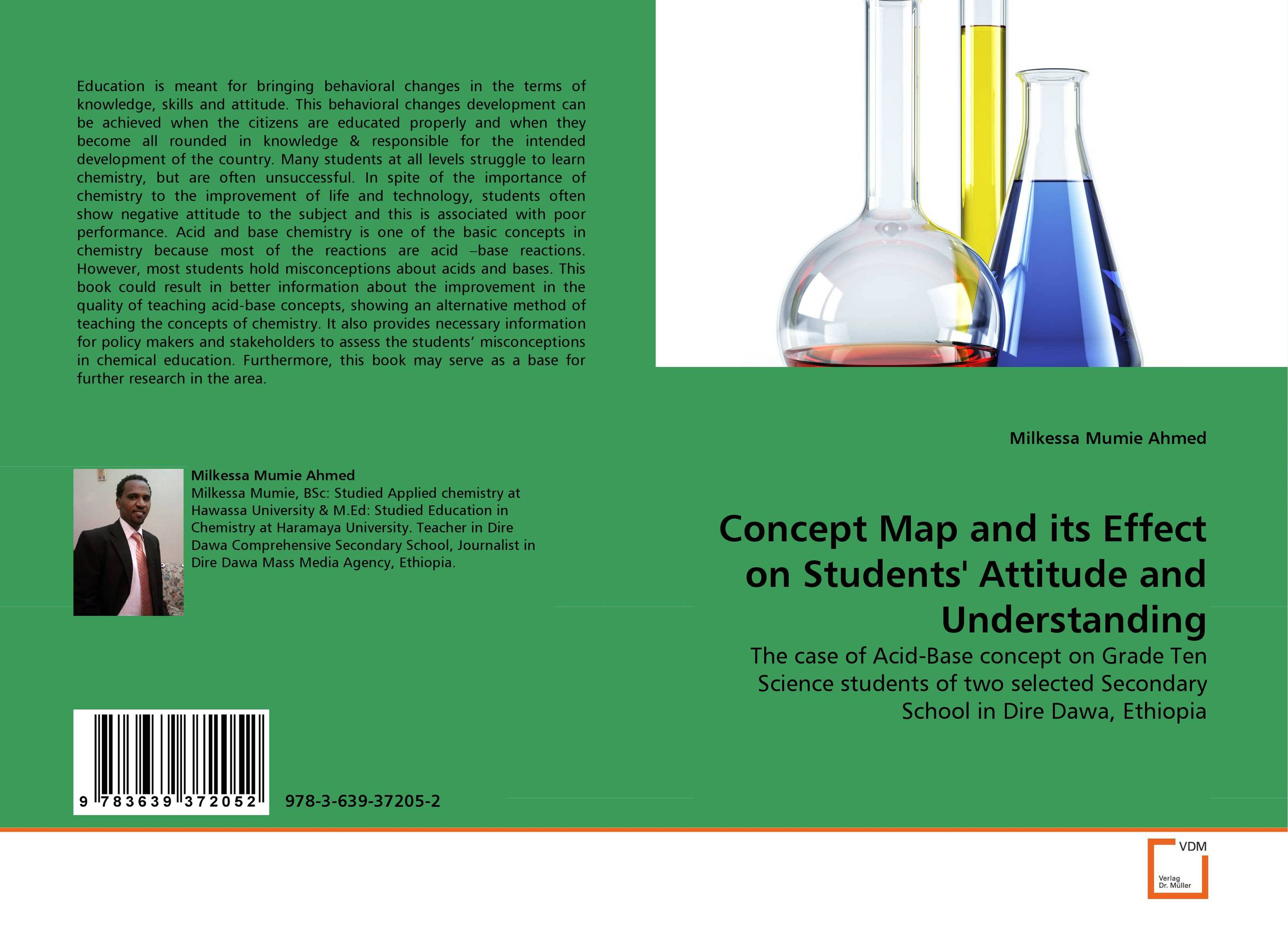 Concept Map and its Effect on Students'' Attitude and Understanding physical chemistry teaching in conditions of information society