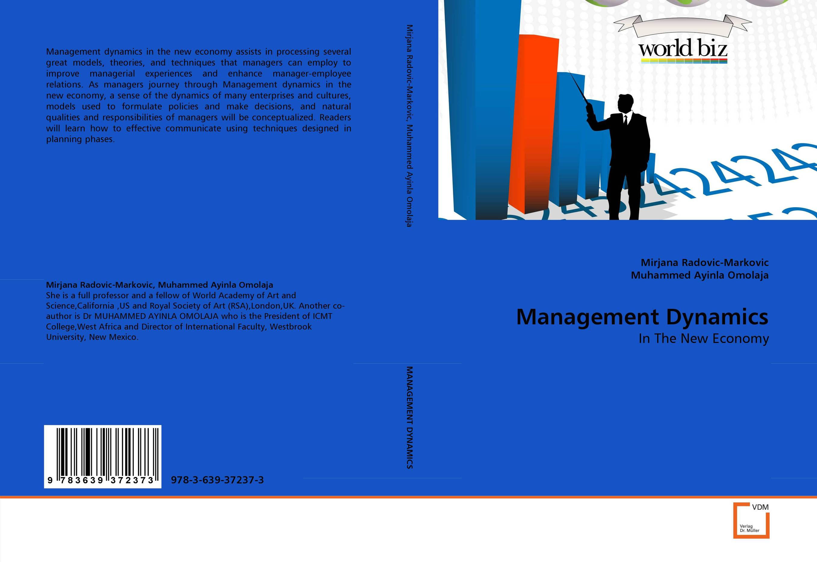 Management Dynamics anthony evans j markets for managers a managerial economics primer