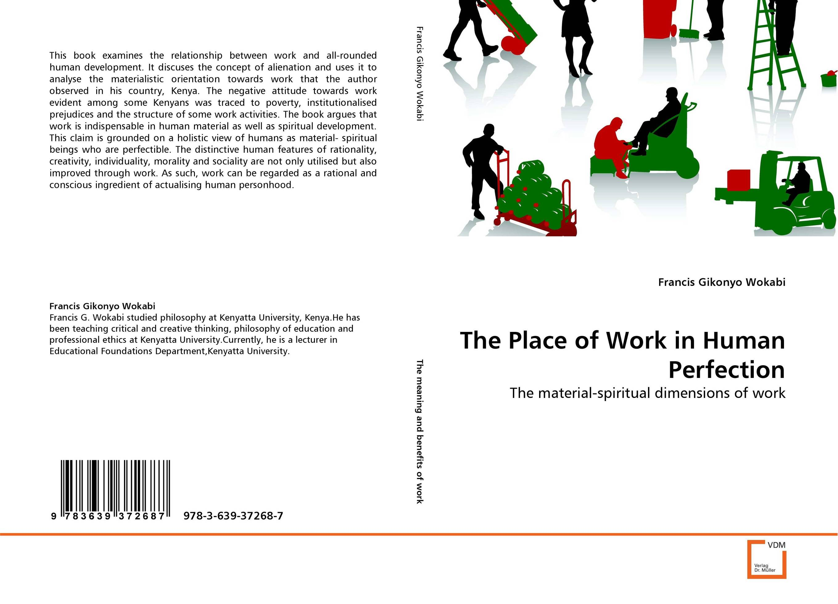 The Place of Work in Human Perfection