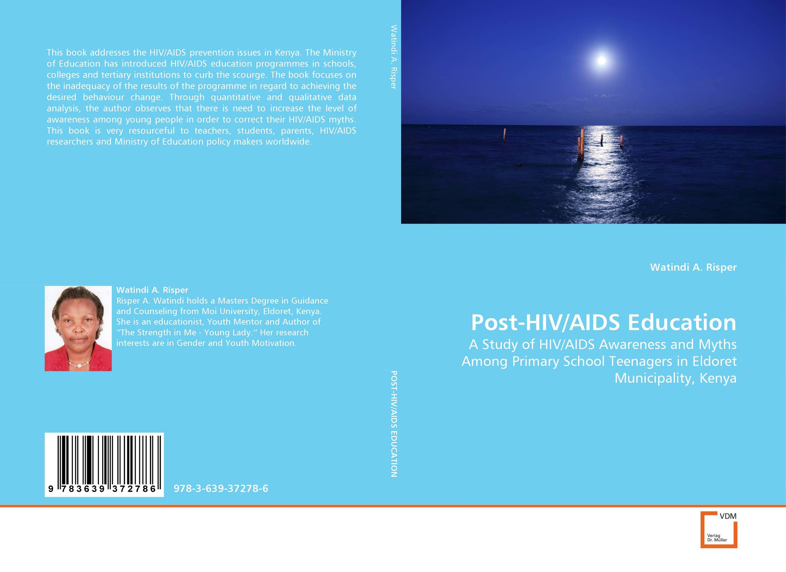 Post-HIV/AIDS Education survival analysis and stochastic modelling on hiv aids data