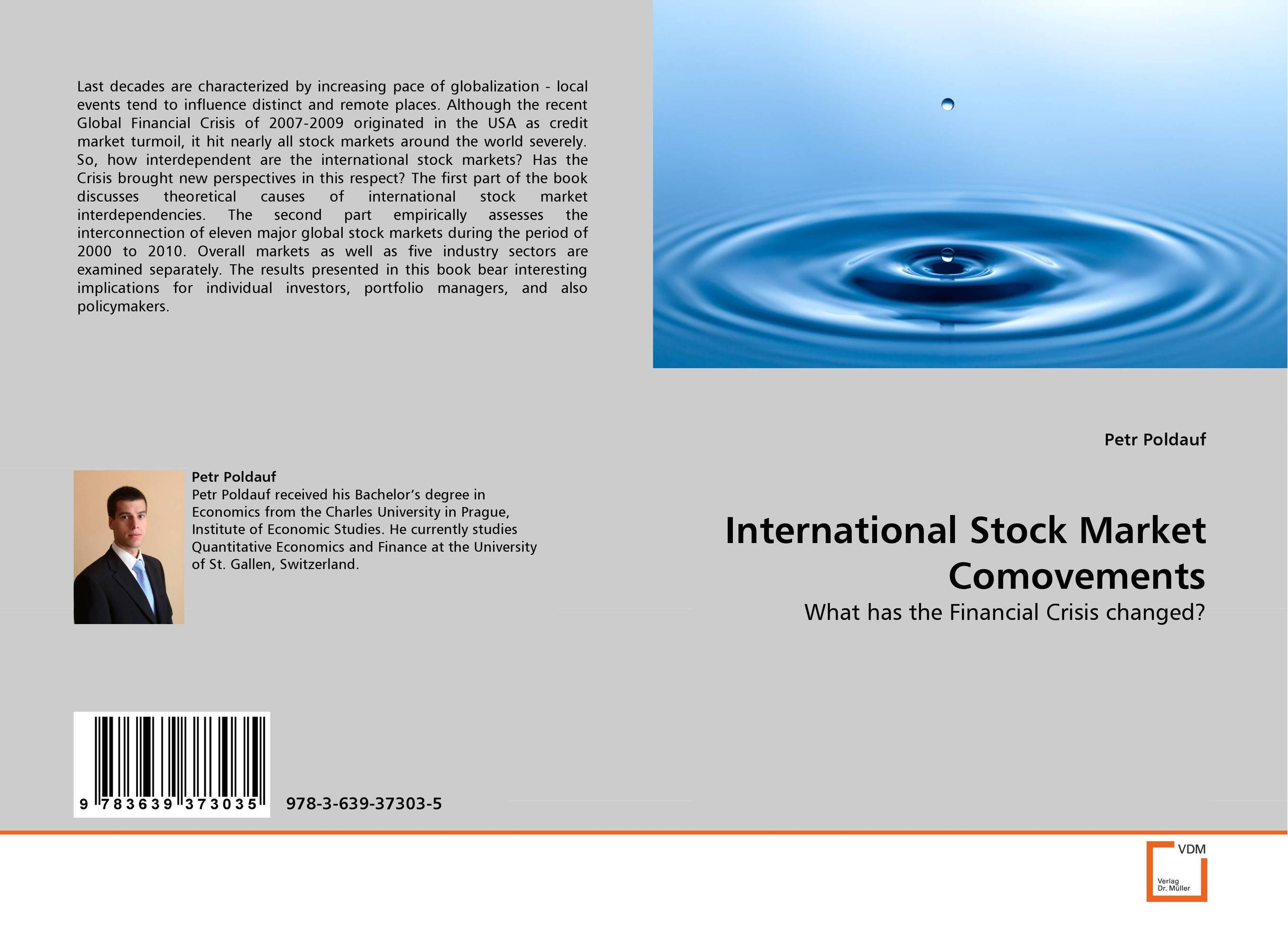 International Stock Market Comovements soemarso slamet rahardjo stock market crisis evidence of speculative behaviour