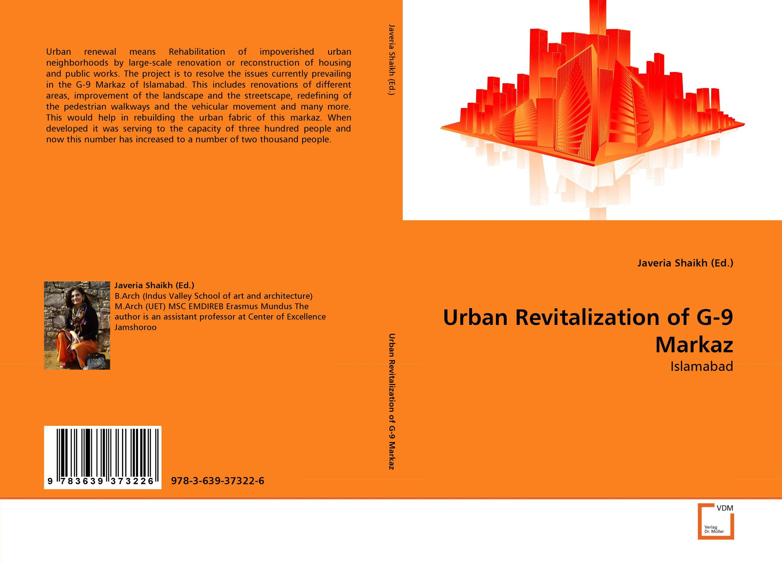 Urban Revitalization of G-9 Markaz the people at number 9
