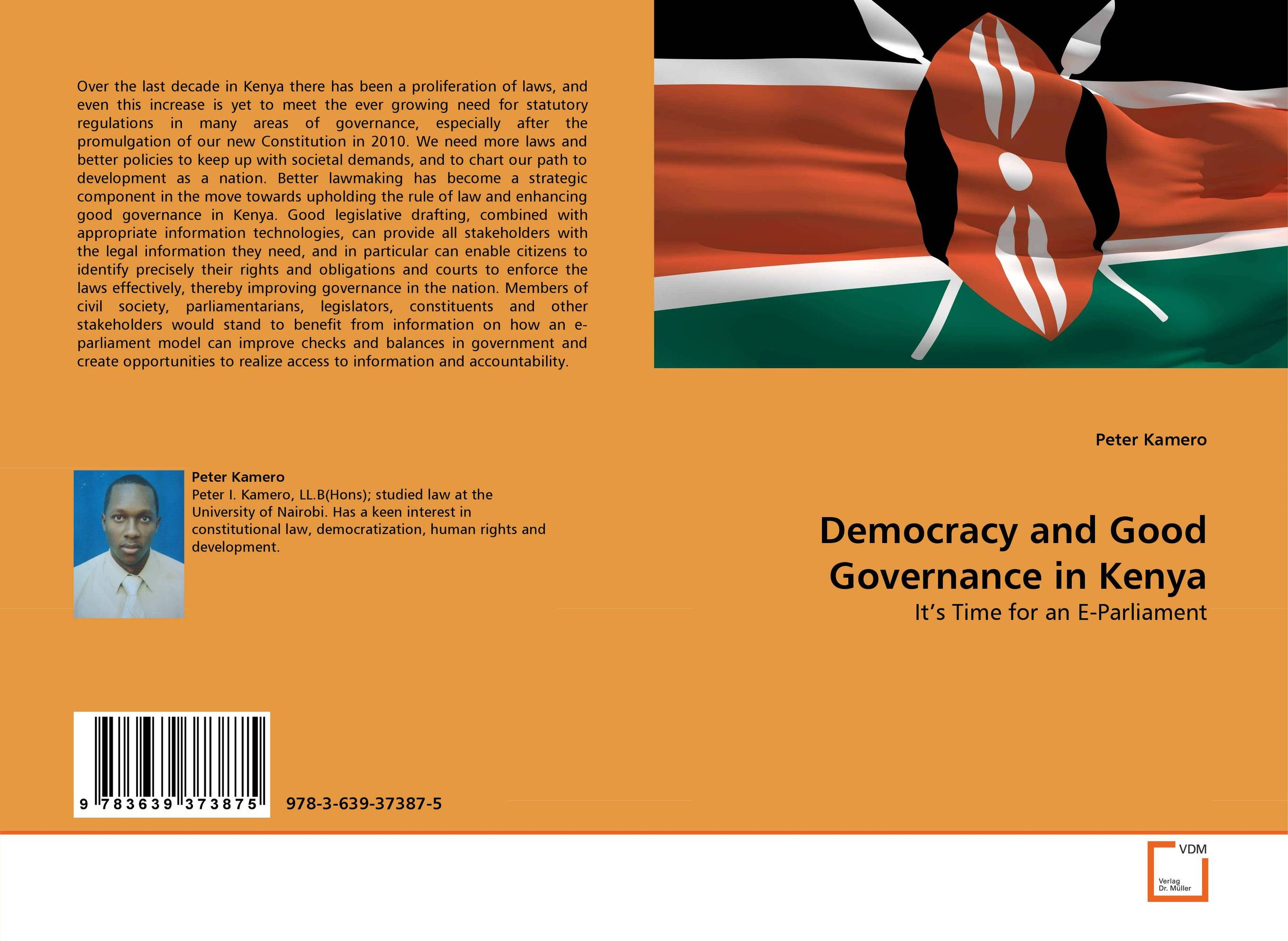 Democracy and Good Governance in Kenya corporate governance and firm value