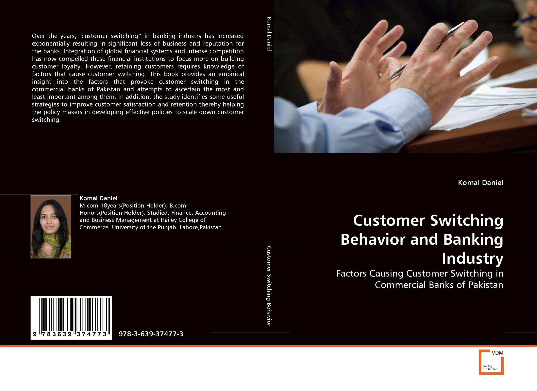 Customer Switching Behavior and Banking Industry employee retention in local kenyan banks