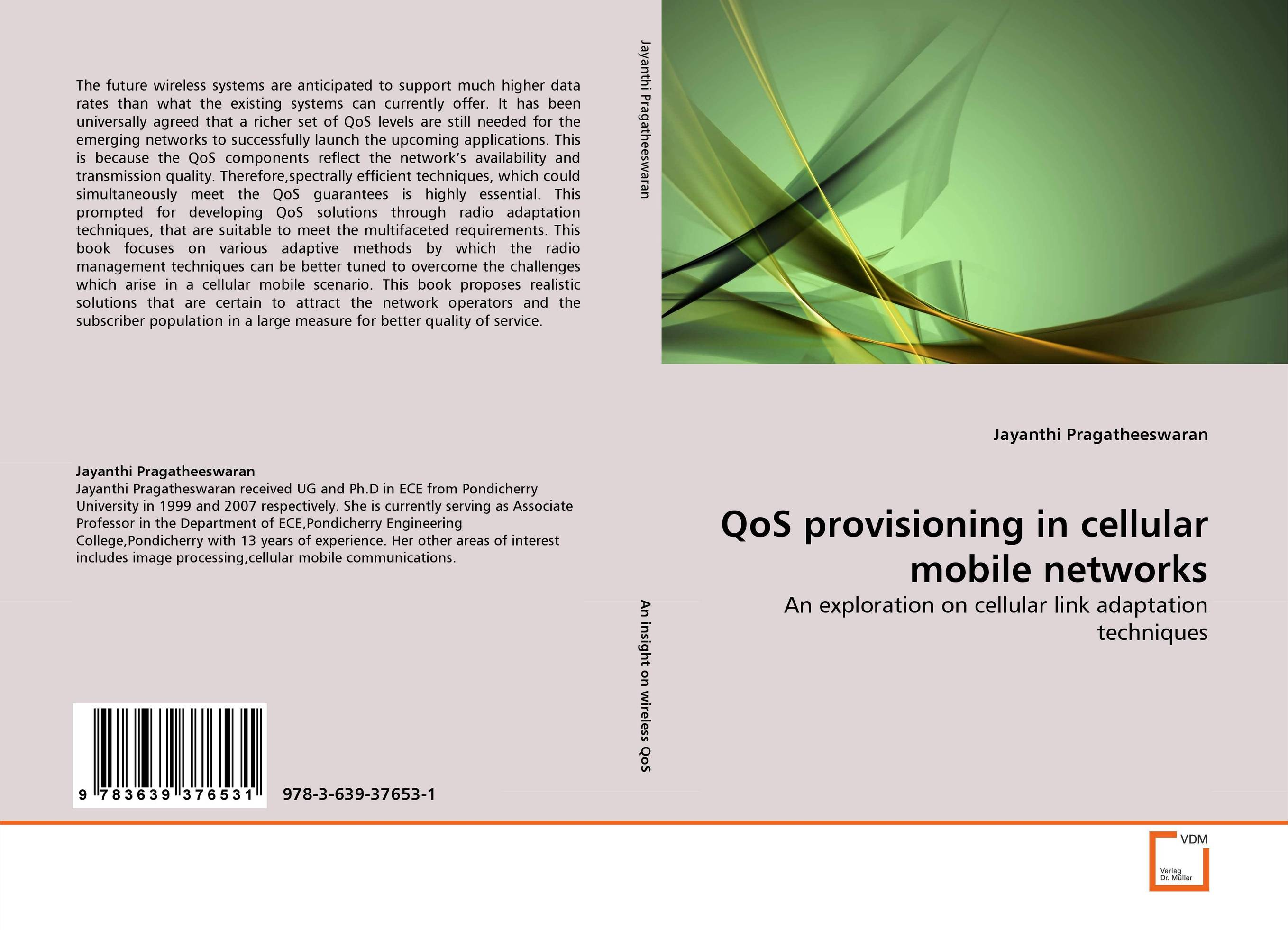 QoS provisioning in cellular mobile networks