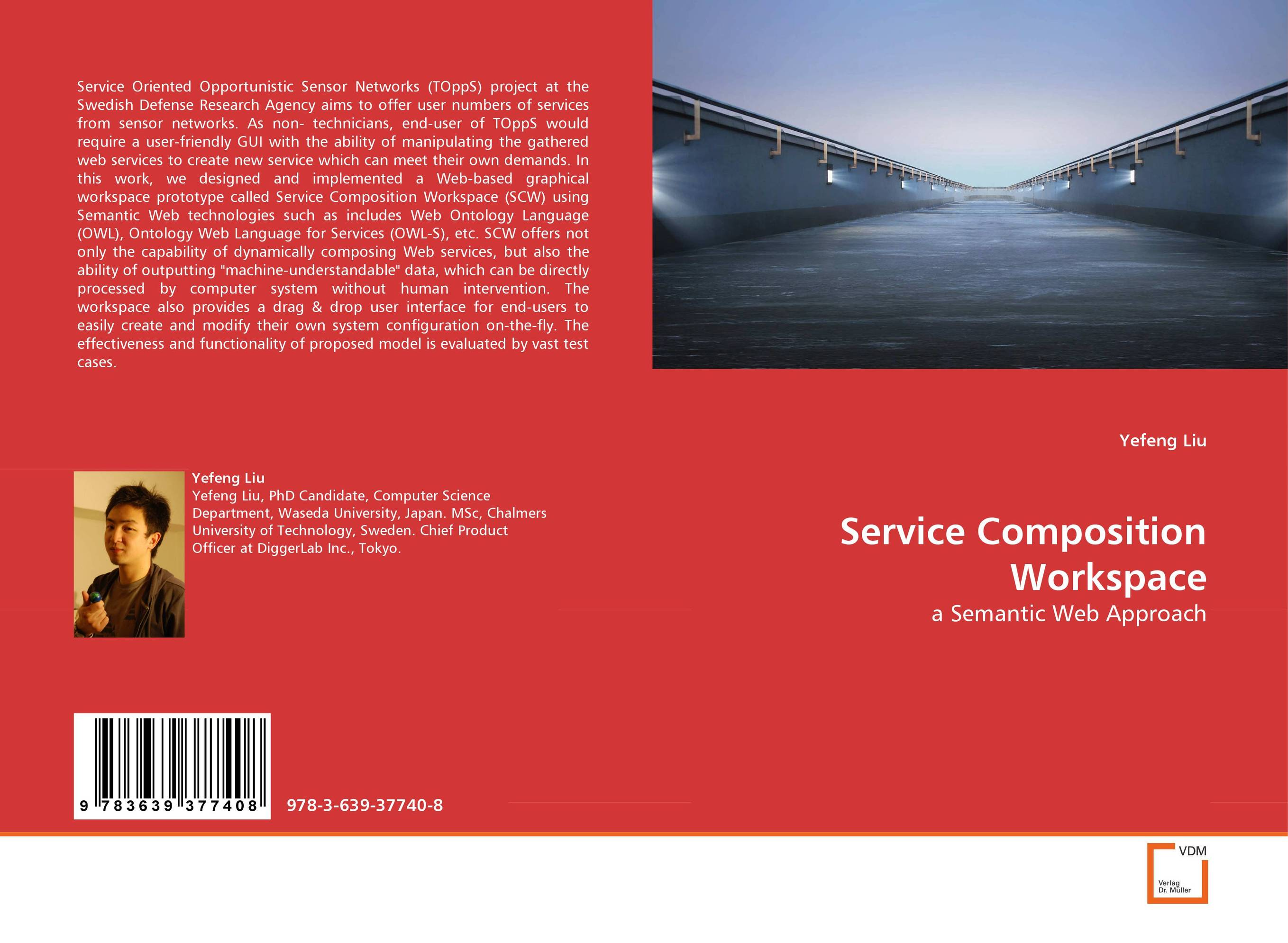 Service Composition Workspace dynamic web service composition using google api crawling