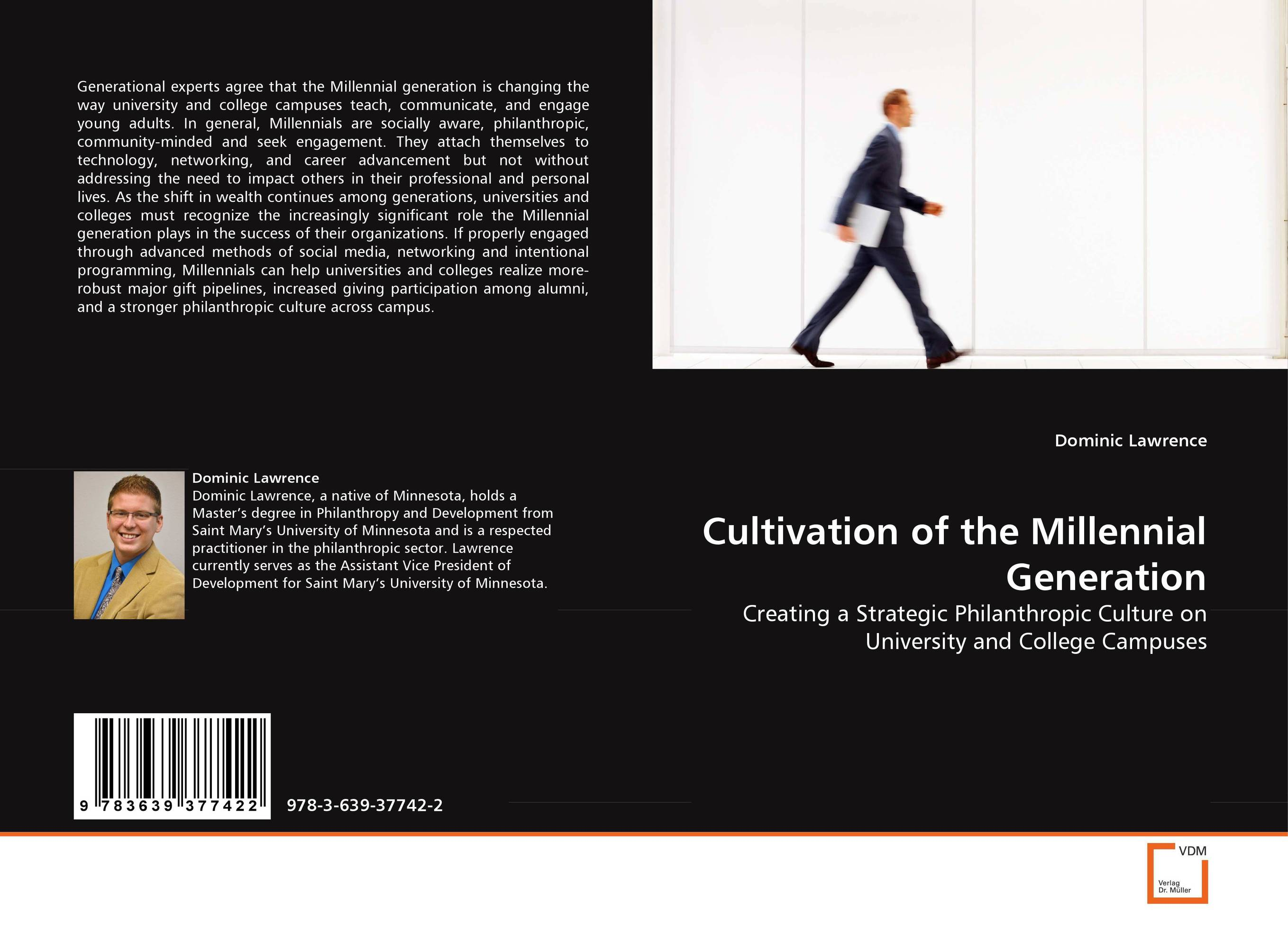 Cultivation of the Millennial Generation michael moody generation impact how next gen donors are revolutionizing giving