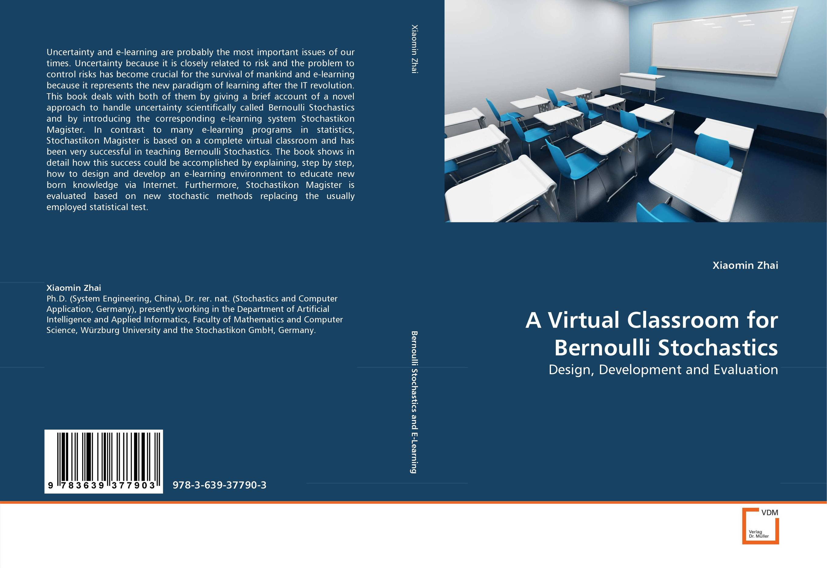 A Virtual Classroom for Bernoulli Stochastics