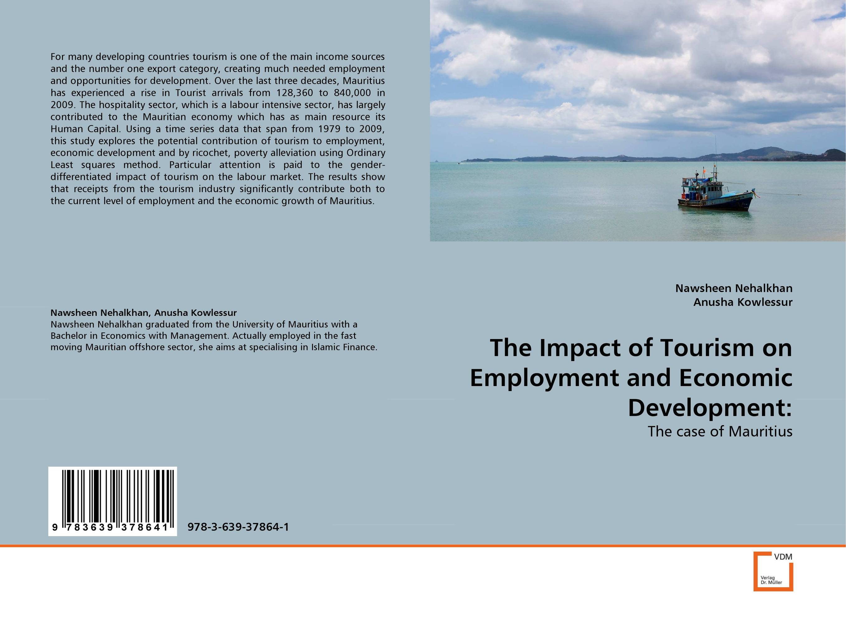 The Impact of Tourism on Employment and Economic Development: impact of stock market performance indices on economic growth