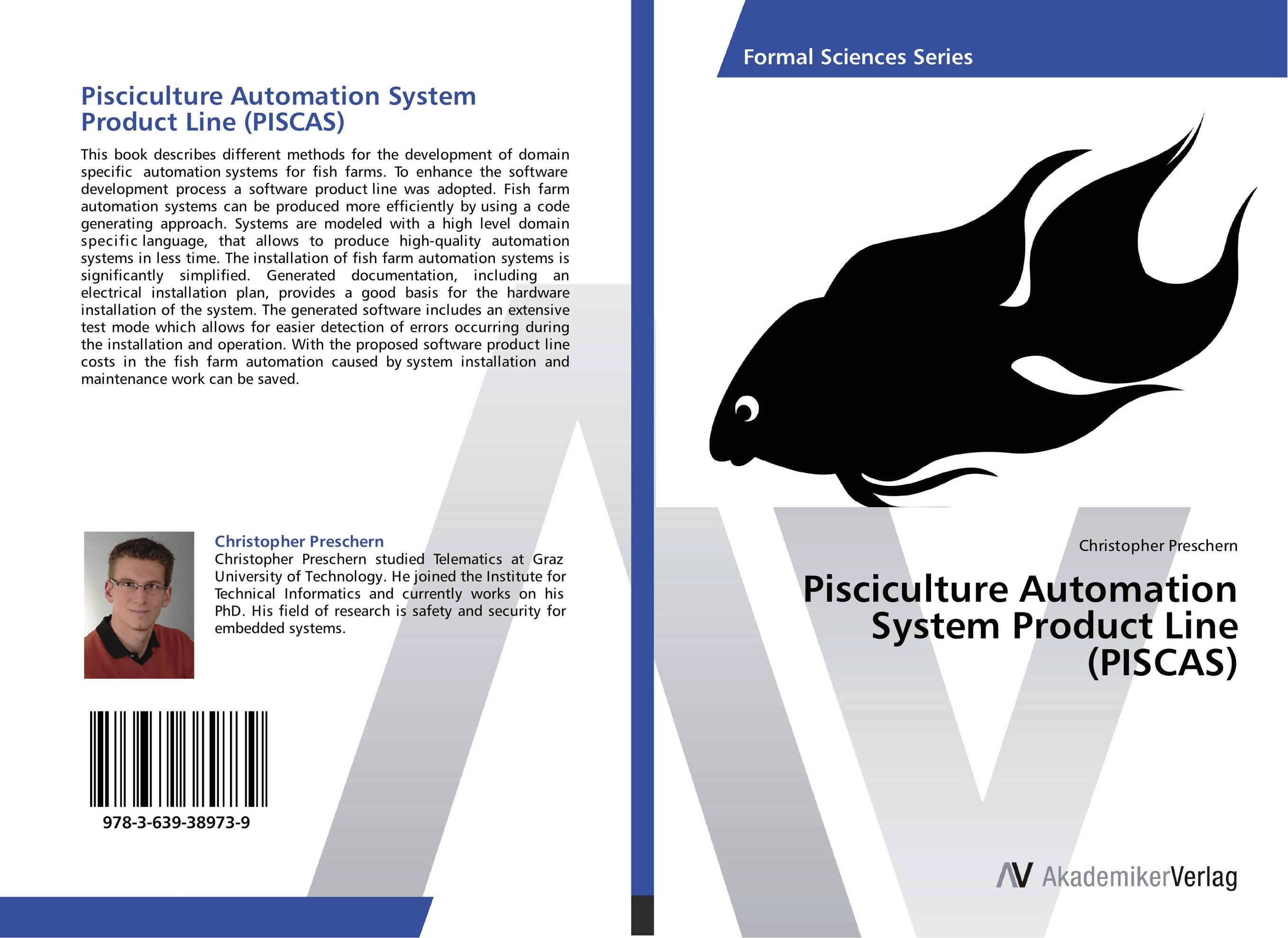 Pisciculture Automation System Product Line (PISCAS) urban infrastructure for solid waste management