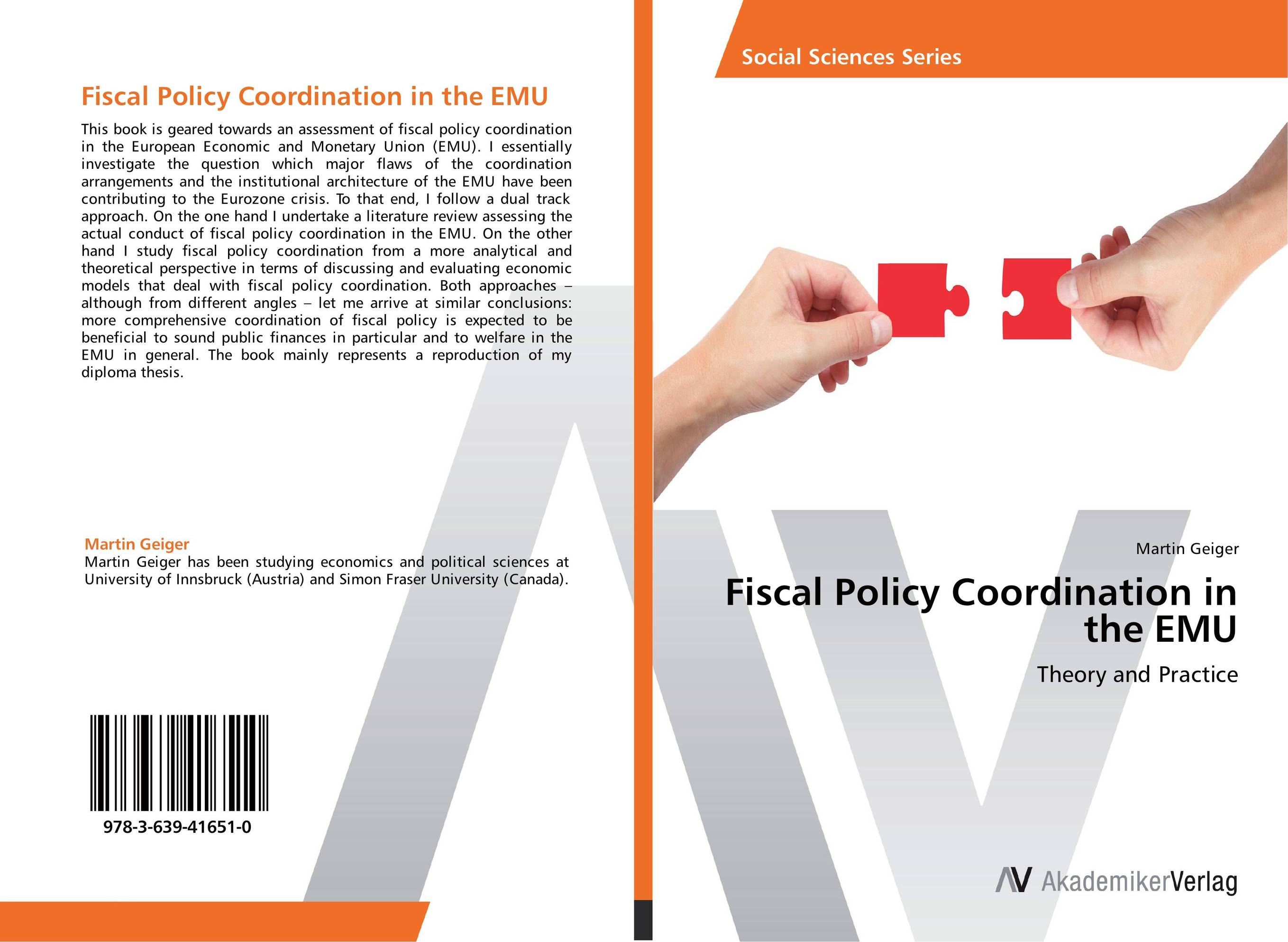 Fiscal Policy Coordination in the EMU