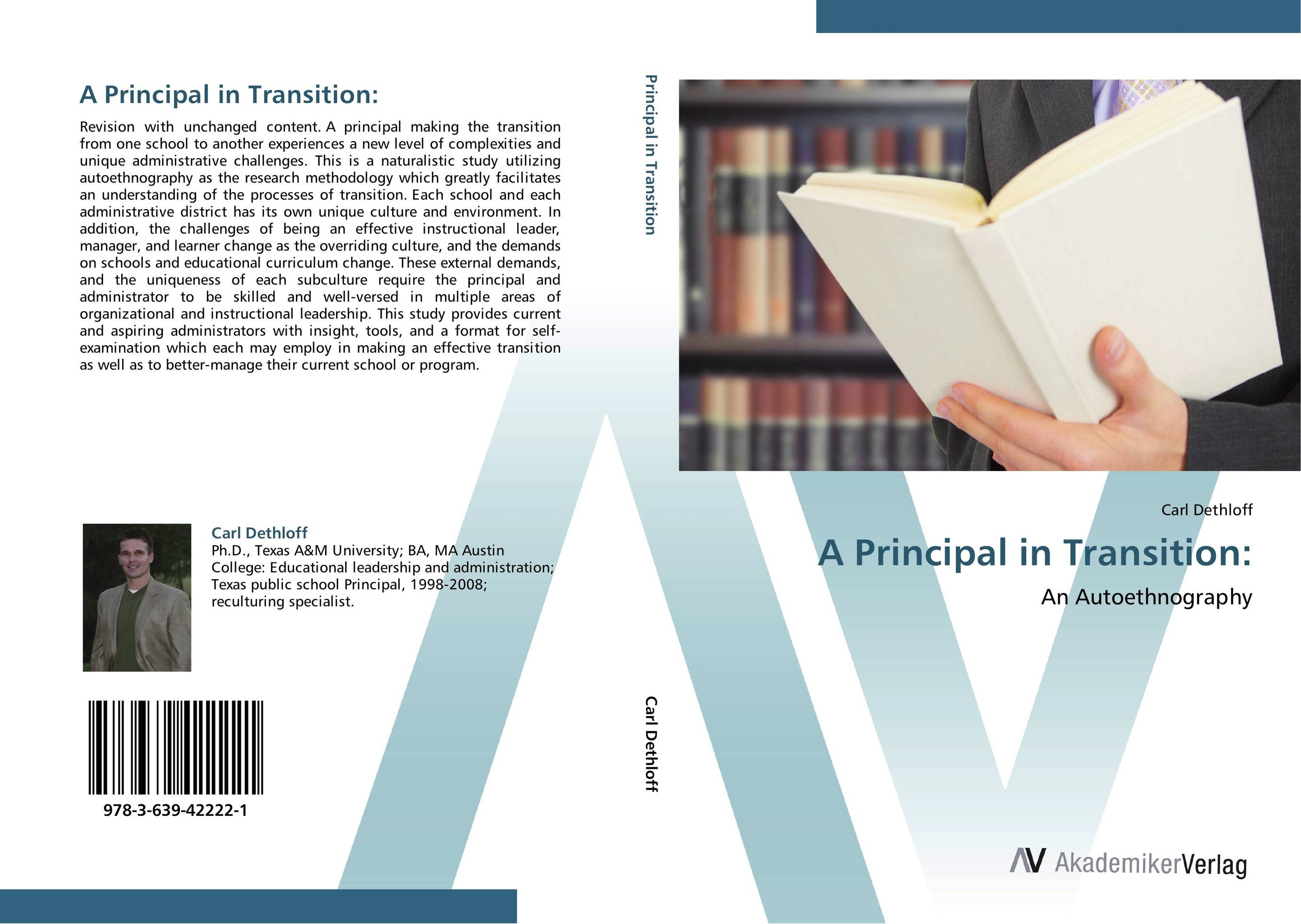 A Principal in Transition: administrator