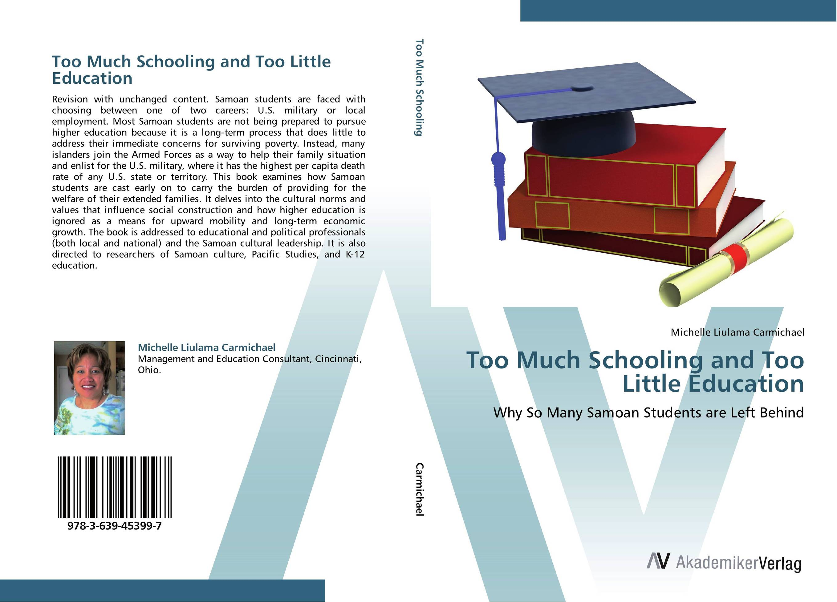 Too Much Schooling and Too Little Education automatic reset overvoltage and undervoltage protector against abnormal voltage too high or too low of power grid