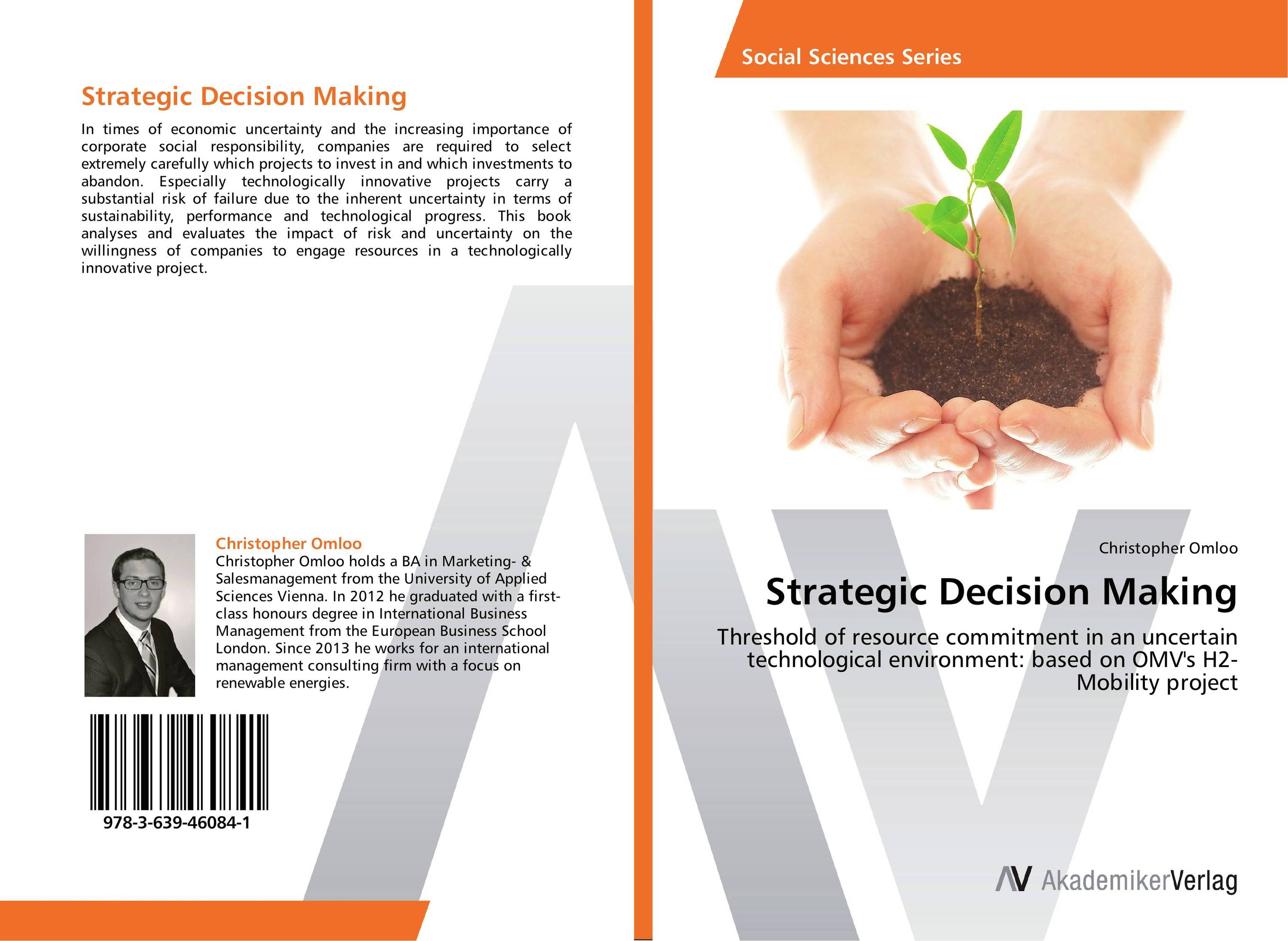 Strategic Decision Making yamini agarwal capital structure decisions evaluating risk and uncertainty