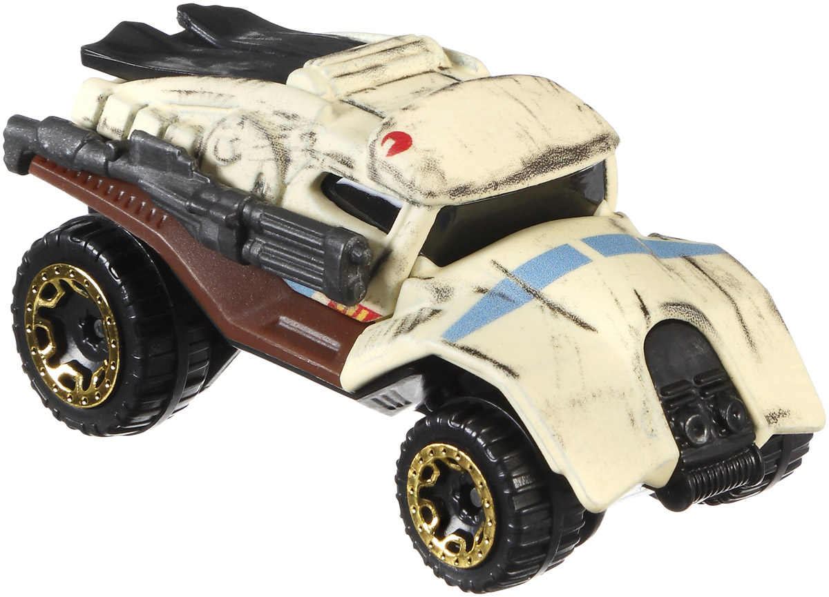 Hot Wheels Star Wars Машинка Scarif Stormtrooper
