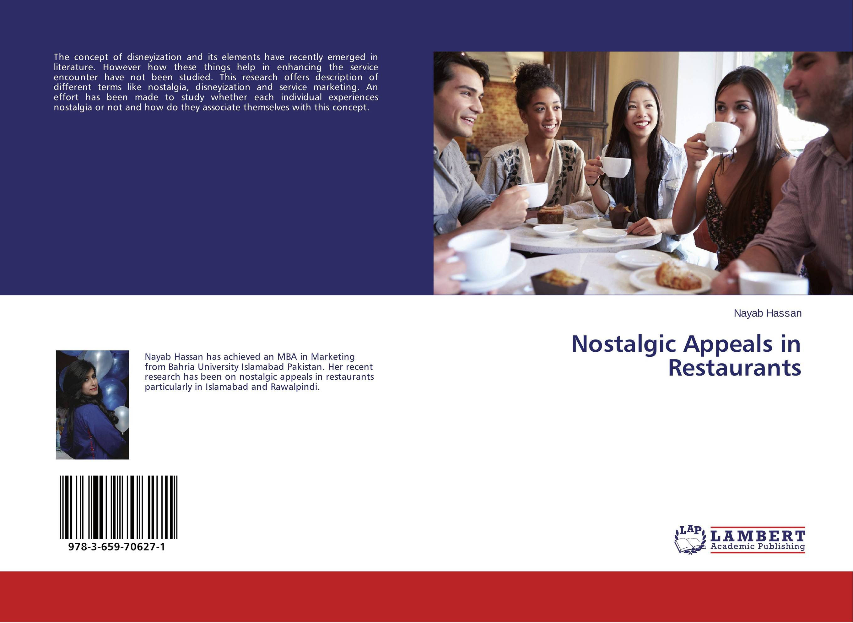 Nostalgic Appeals in Restaurants