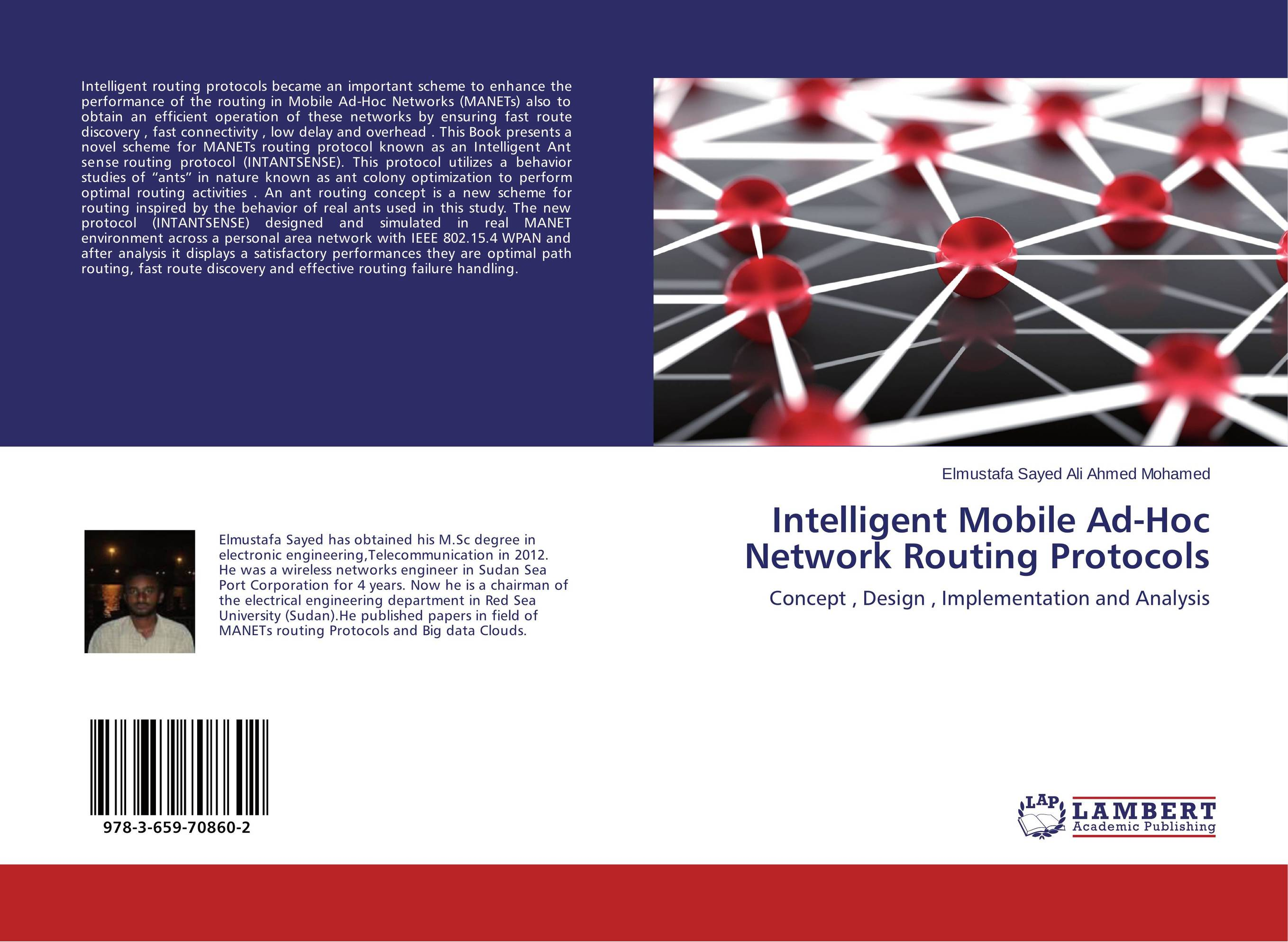 Intelligent Mobile Ad-Hoc Network Routing Protocols protocol discovery