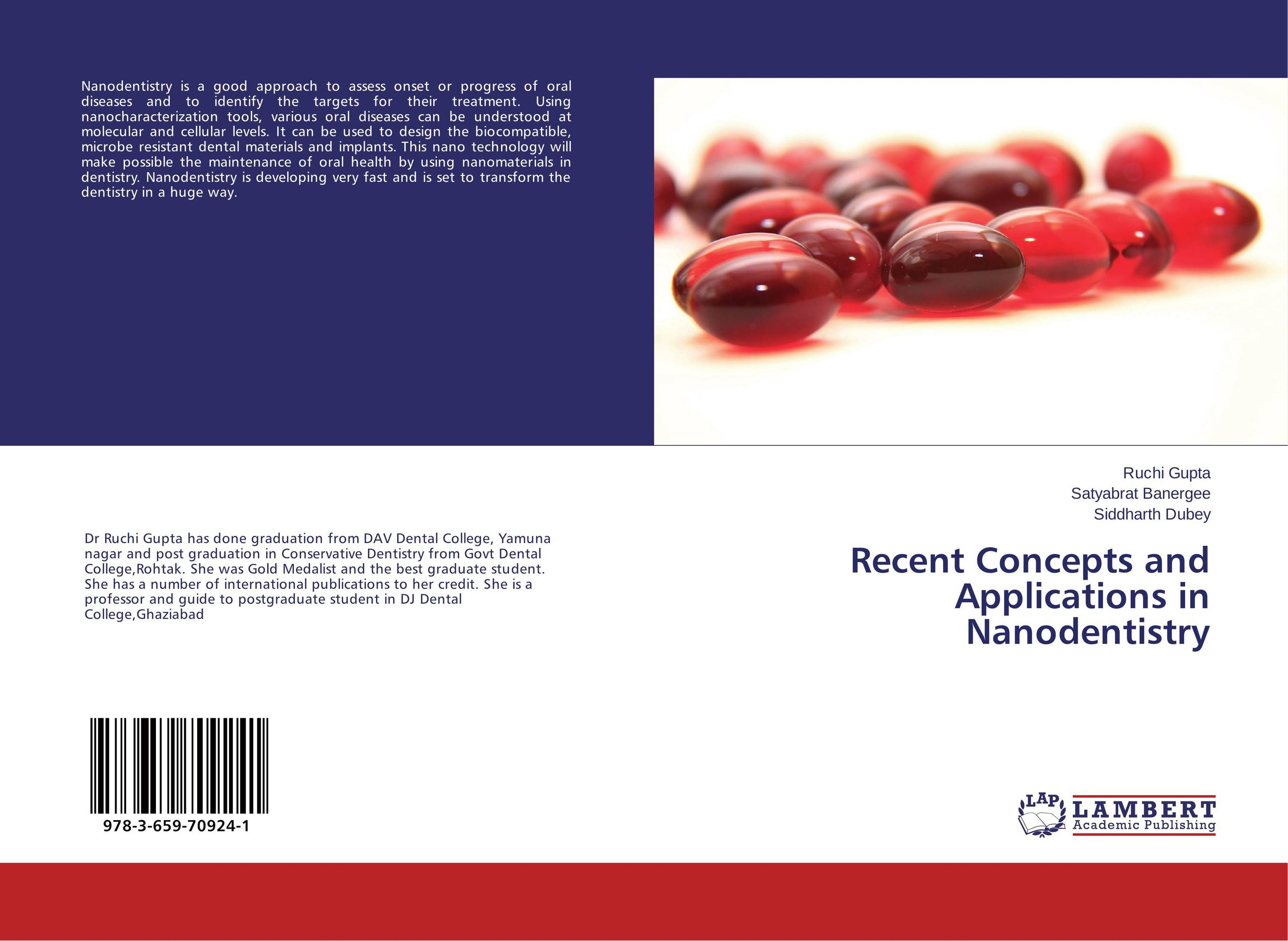 Recent Concepts and Applications in Nanodentistry poonam mahajan and ajay mahajan concepts in public health dentistry