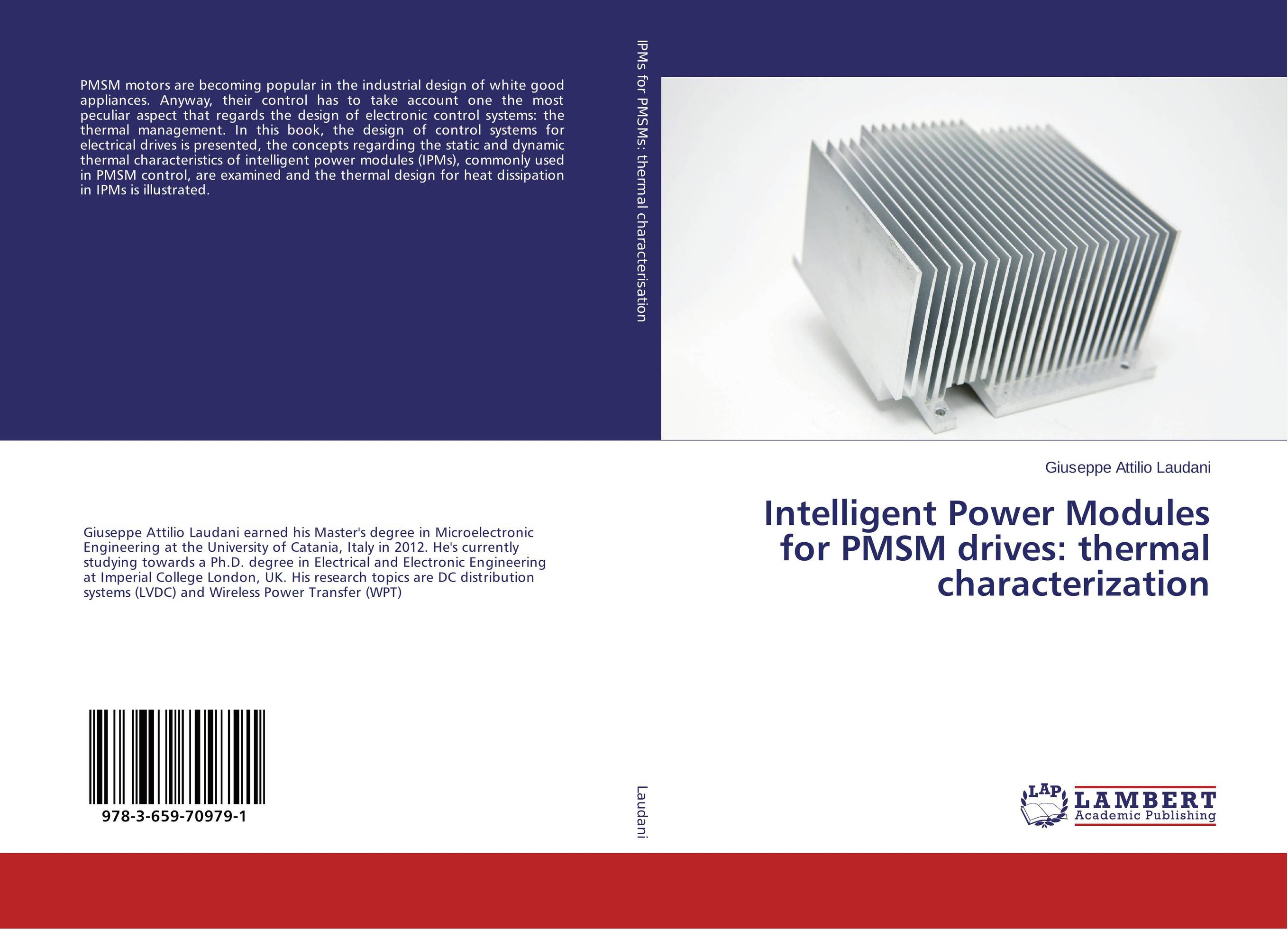 Intelligent Power Modules for PMSM drives: thermal characterization