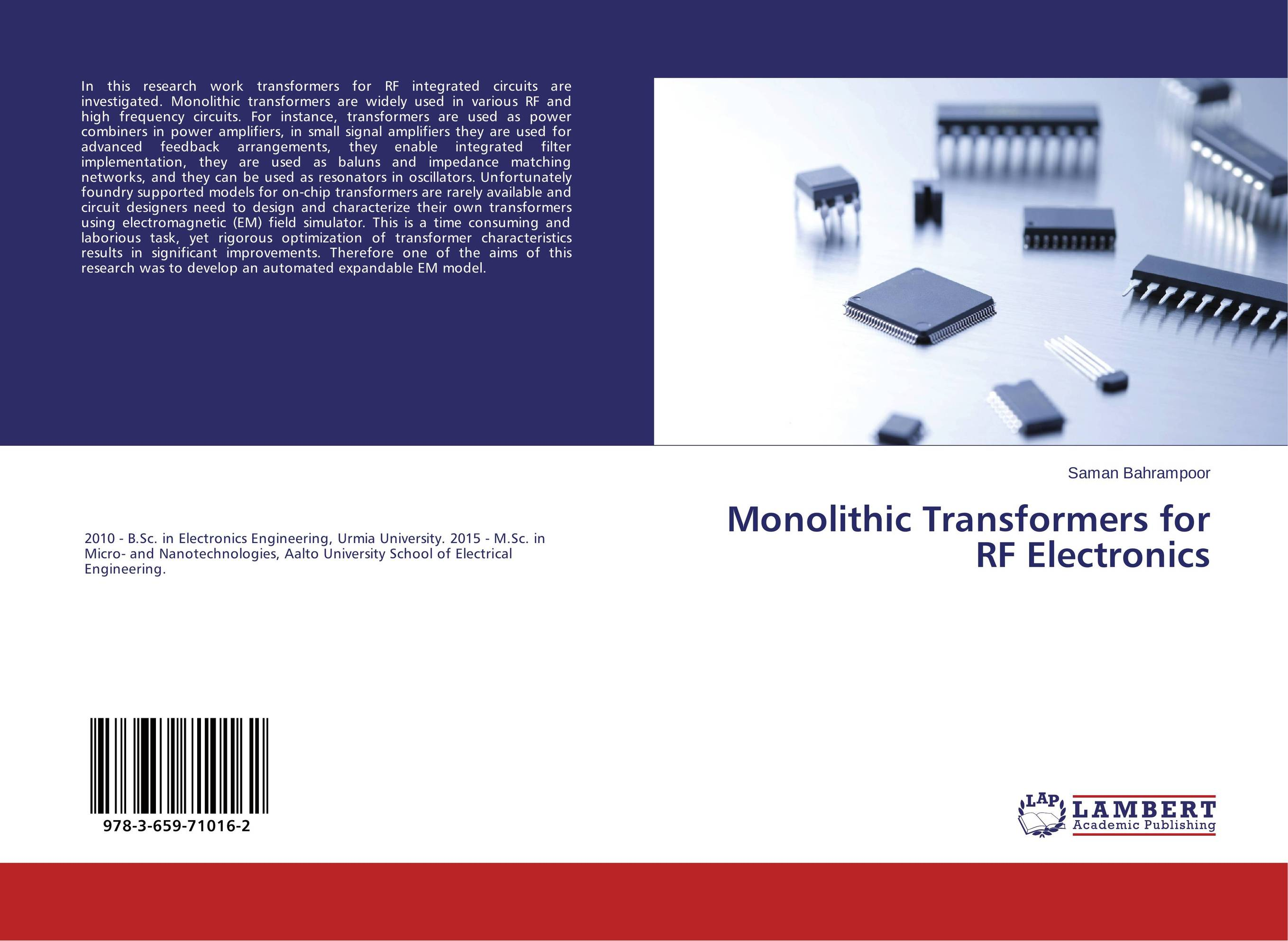 Monolithic Transformers for RF Electronics seeing things as they are