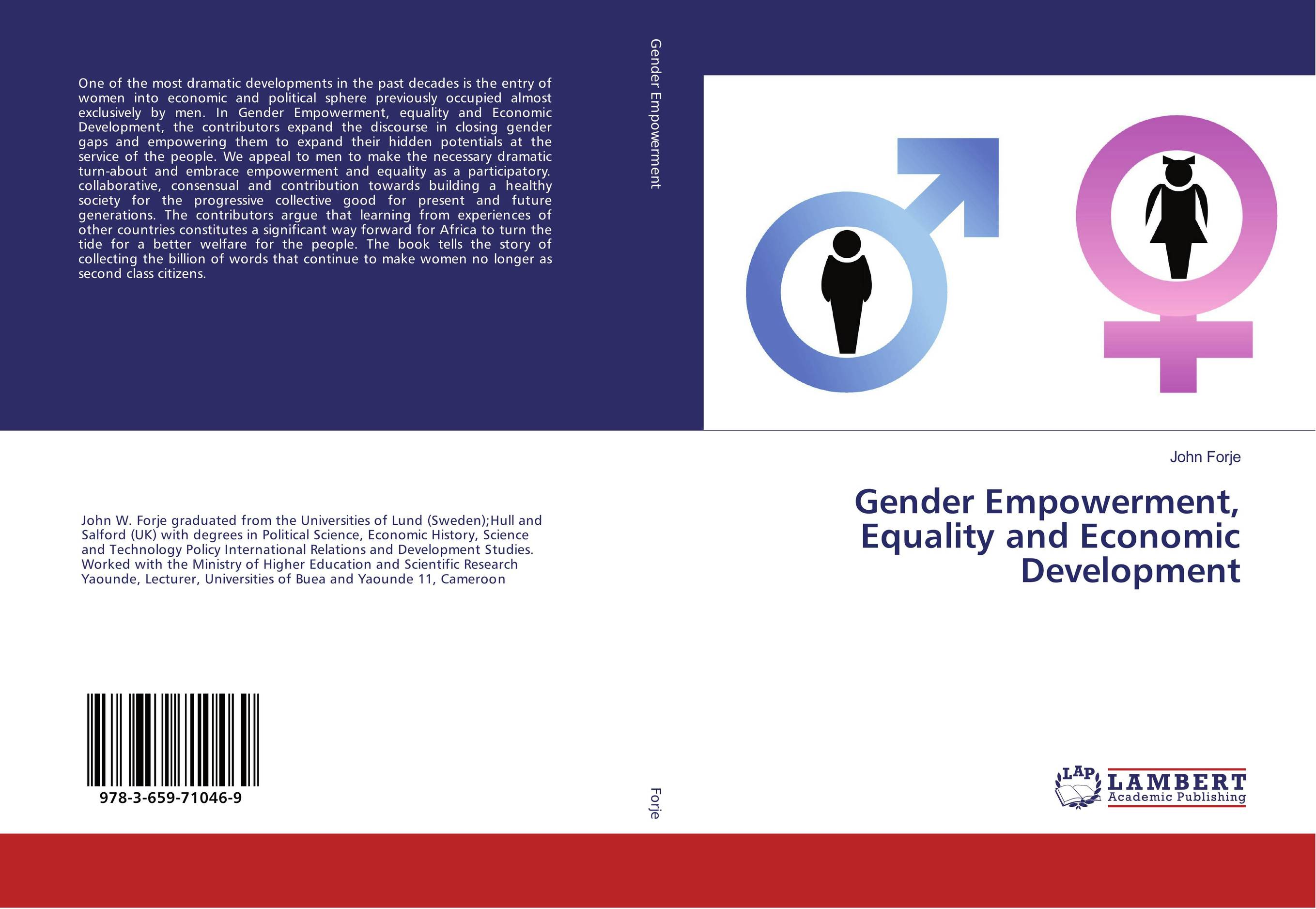 Gender Empowerment, Equality and Economic Development utpal kumar de and bhola nath ghosh gender deprivation and empowerment of women