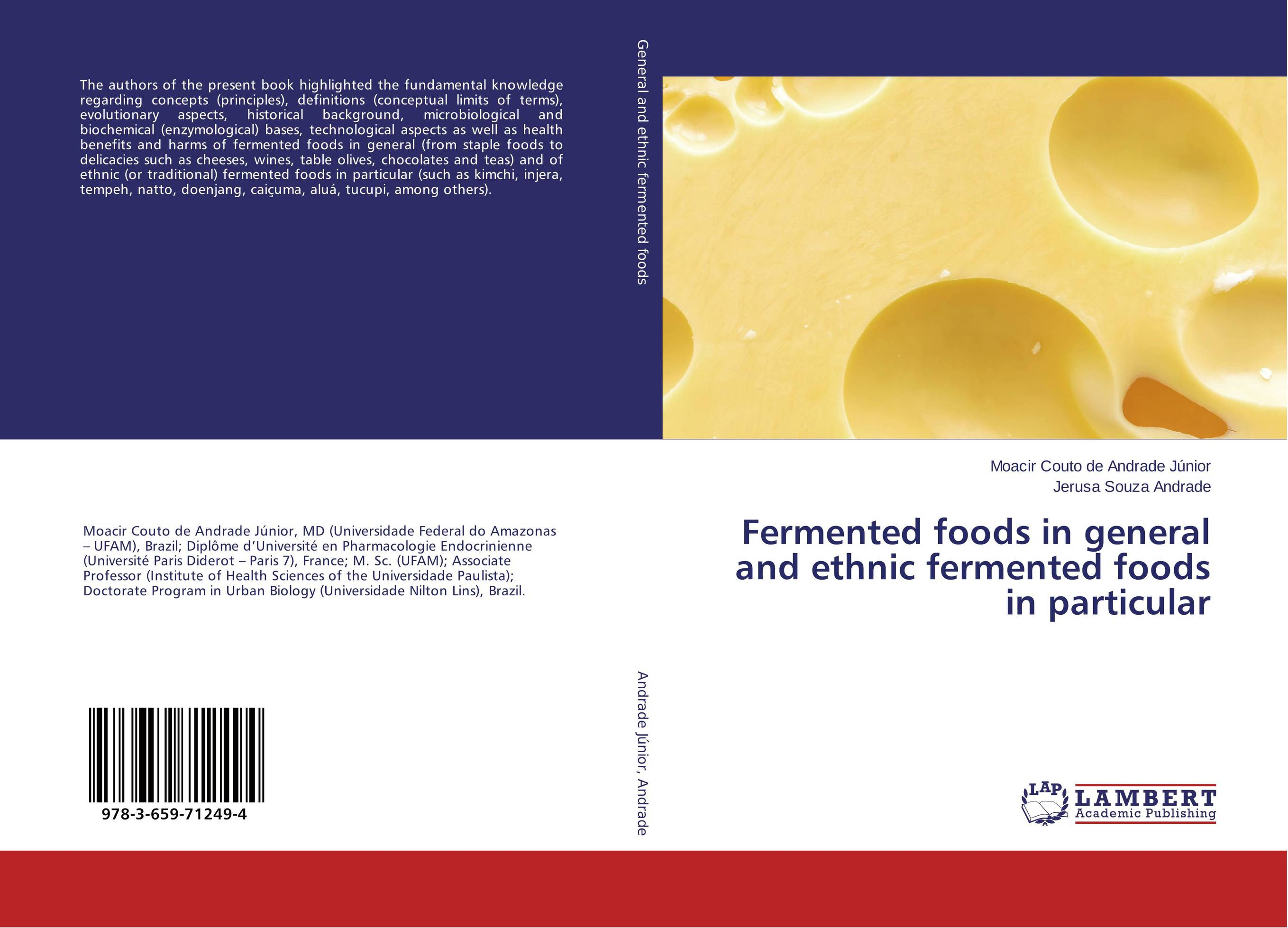 Fermented foods in general and ethnic fermented foods in particular malaysian ethnic festival foods