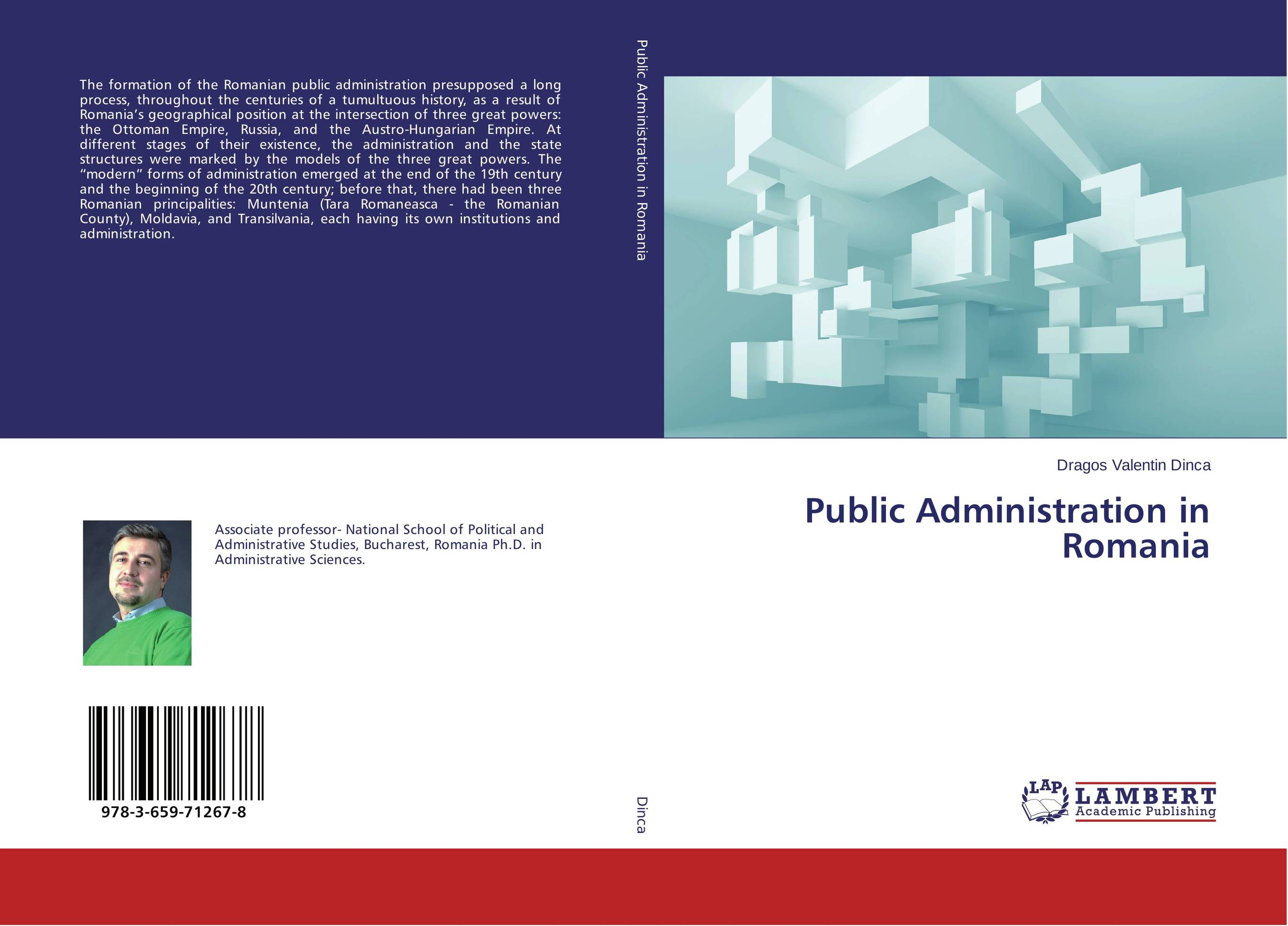 Public Administration in Romania administration of public health institutions
