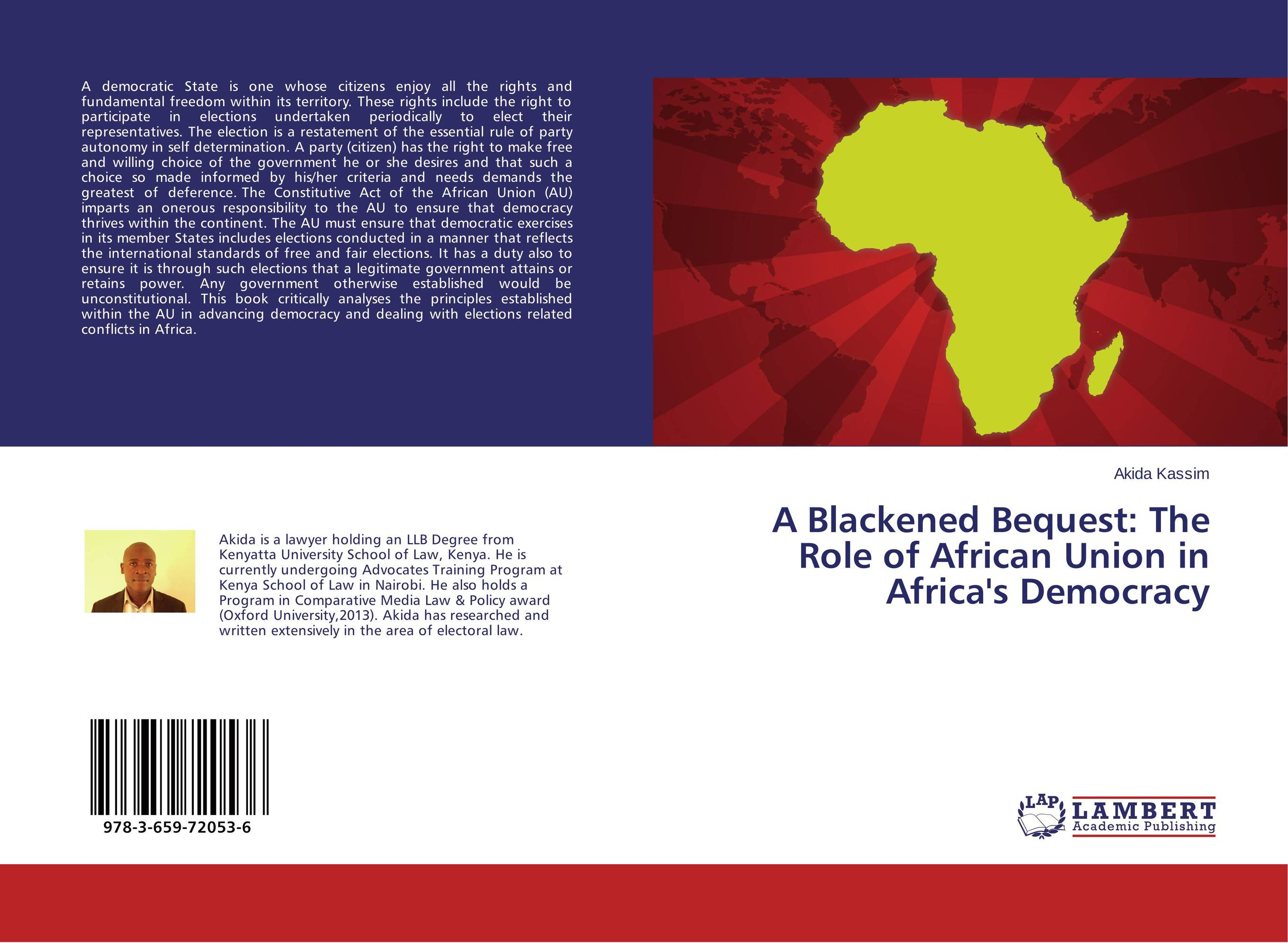 A Blackened Bequest: The Role of African Union in Africa's Democracy the role of absurdity within english humour