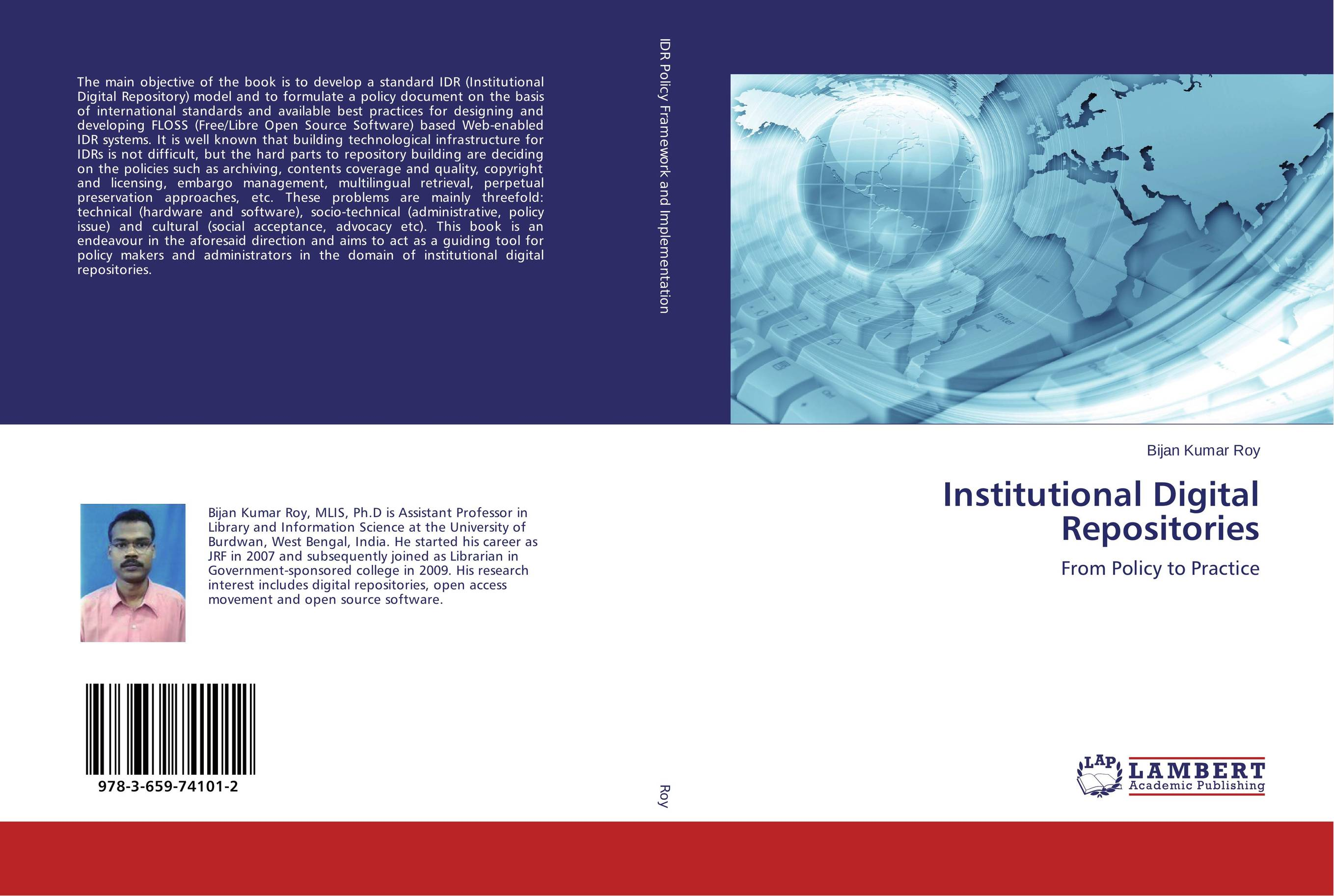 Institutional Digital Repositories a decision support tool for library book inventory management
