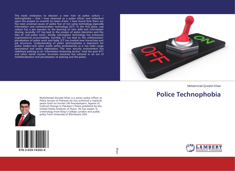 Police Technophobia police pl 12921jsb 02m