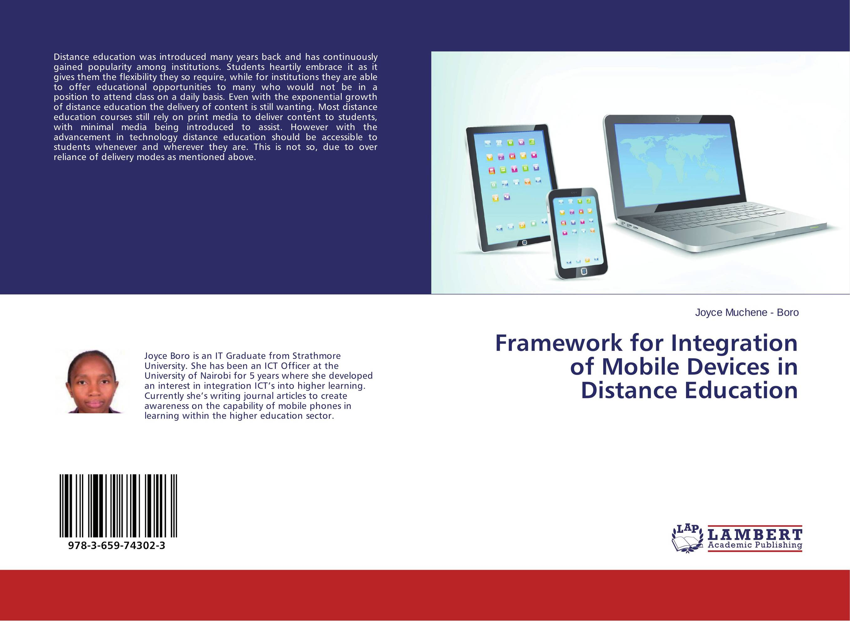 Framework for Integration of Mobile Devices in Distance Education seeing things as they are